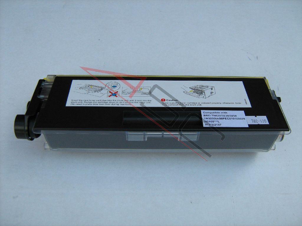 Brother Cartouche de Toner pour Brother TN3230 noir compatible (de marque ASC)