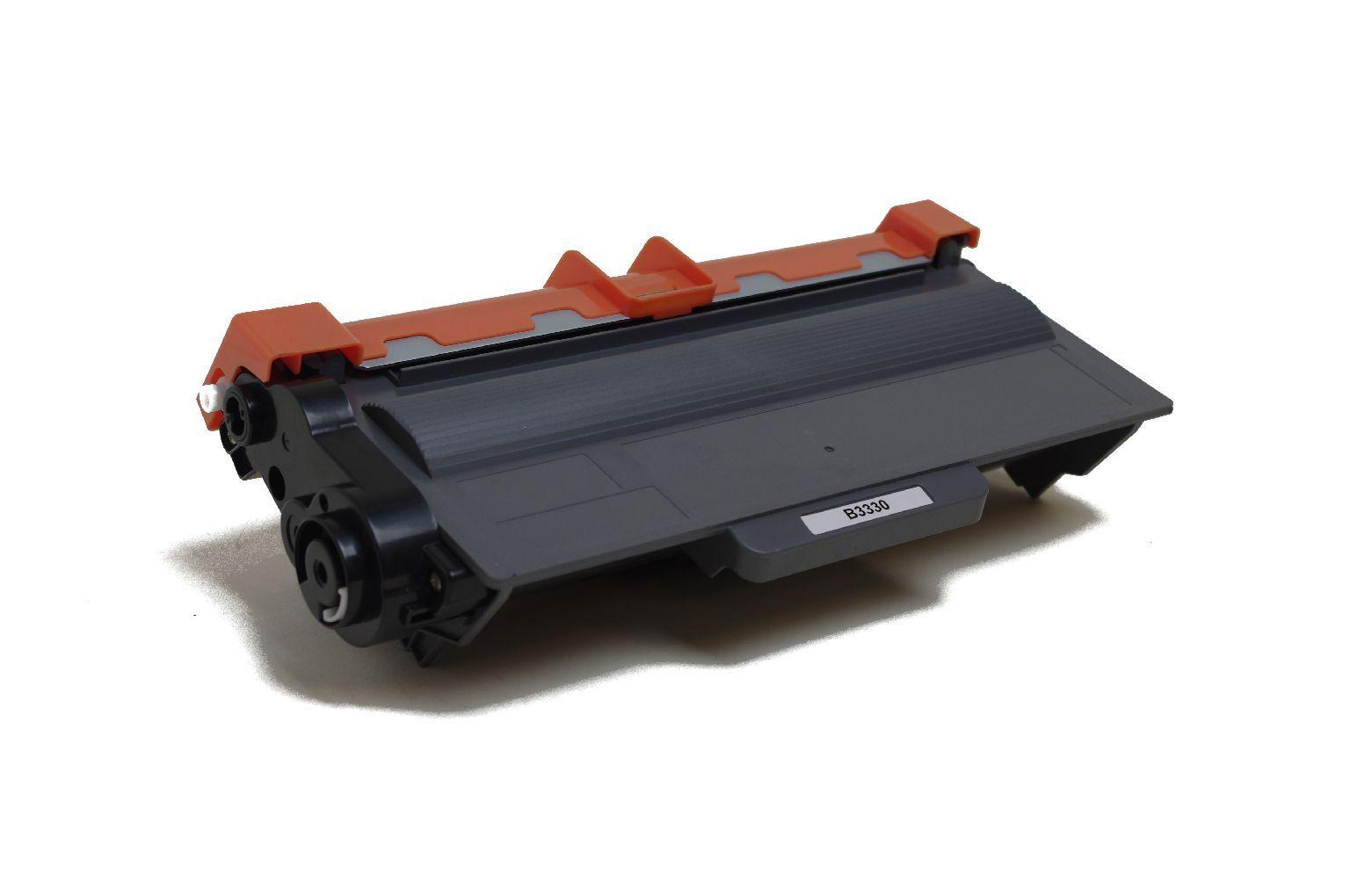Brother Cartouche de Toner pour Brother TN3330 noir compatible (de marque ASC)