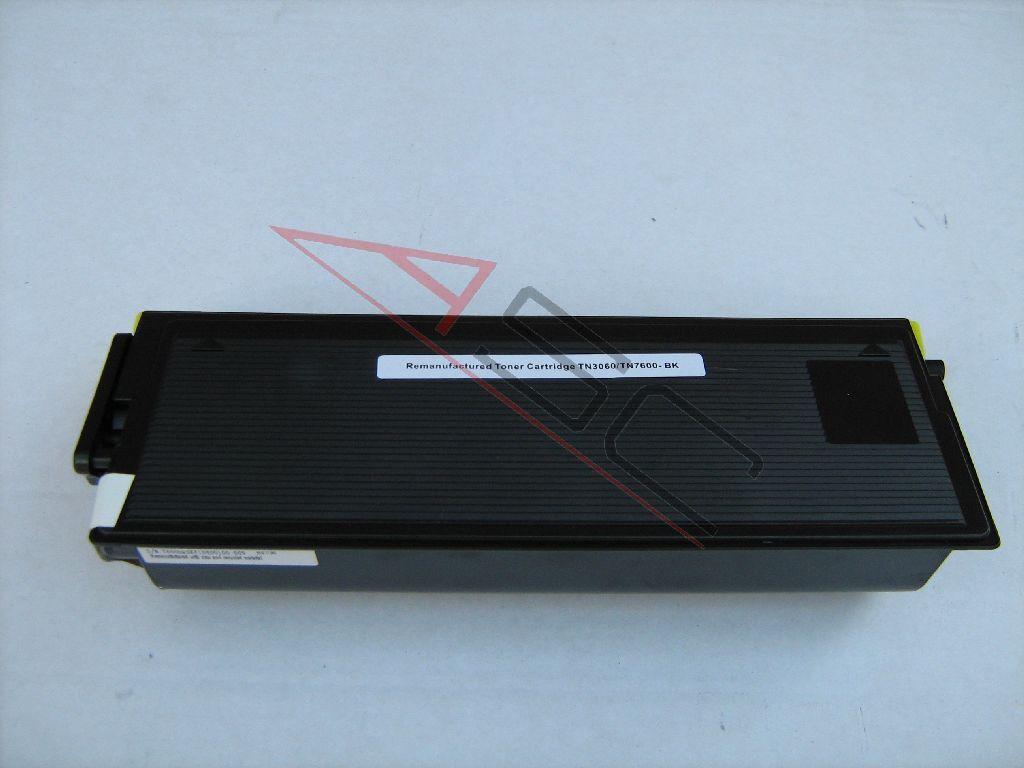 Brother Cartouche de Toner pour Brother TN7600 noir compatible (de marque ASC)