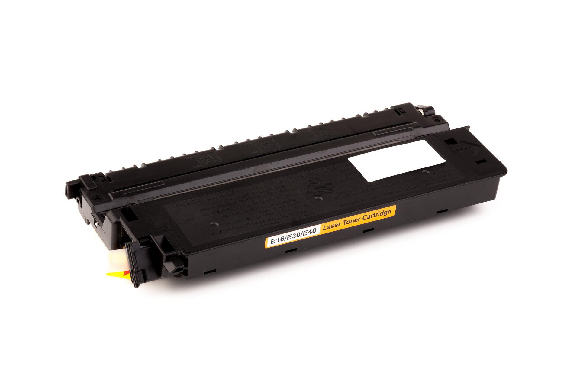 Canon Cartouche de Toner pour Canon 1491A003 / E30 noir compatible (de marque ASC)