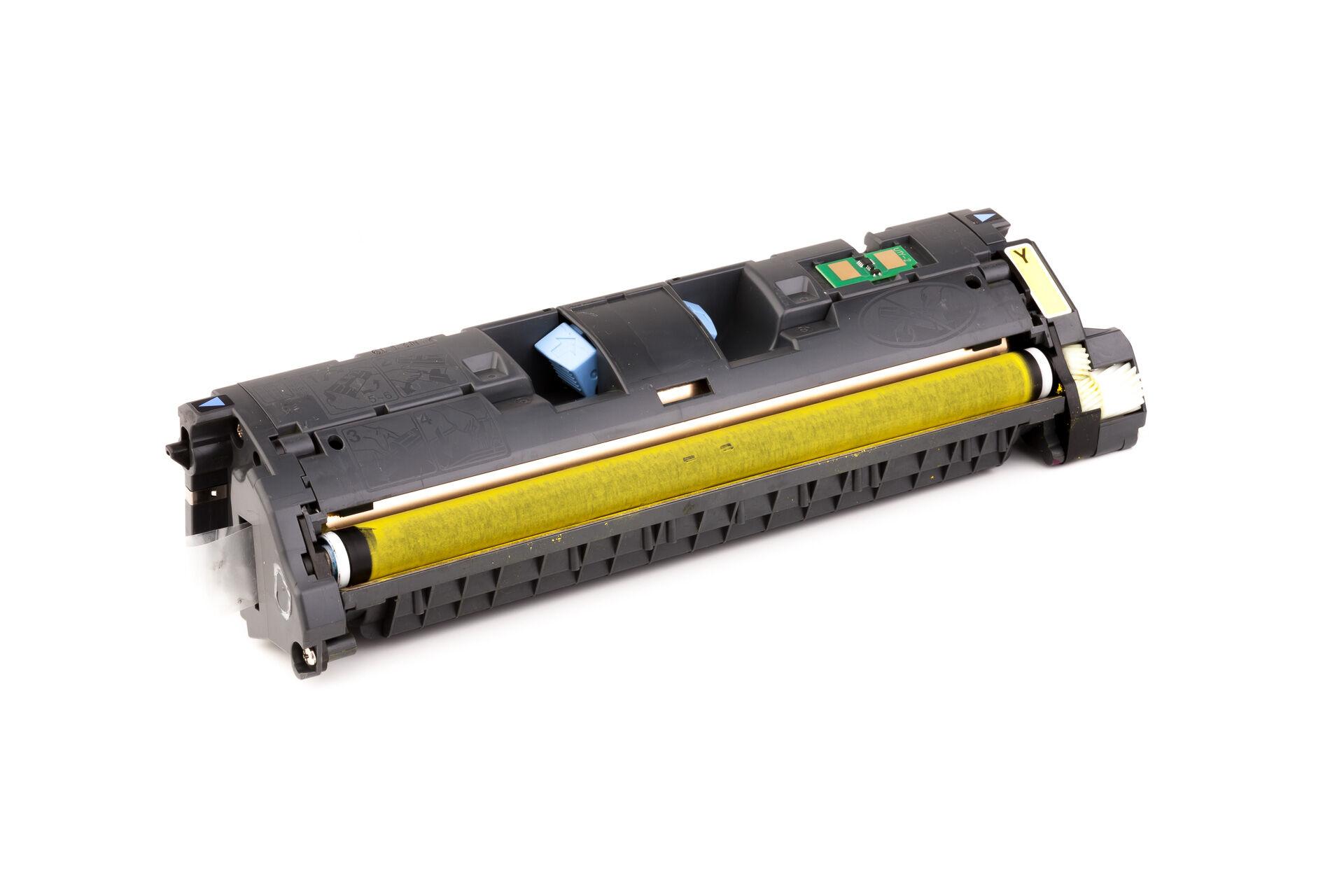 Canon Cartouche de Toner pour Canon 7430A003 / EP-87 Y jaune compatible (de marque ASC)
