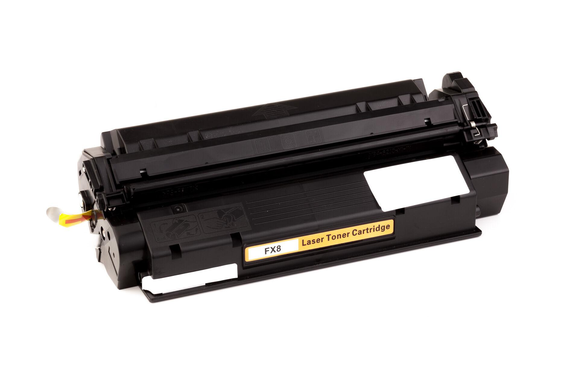 Canon Cartouche de Toner pour Canon 7833A002 / CARTRIDGE T noir compatible (de marque ASC)