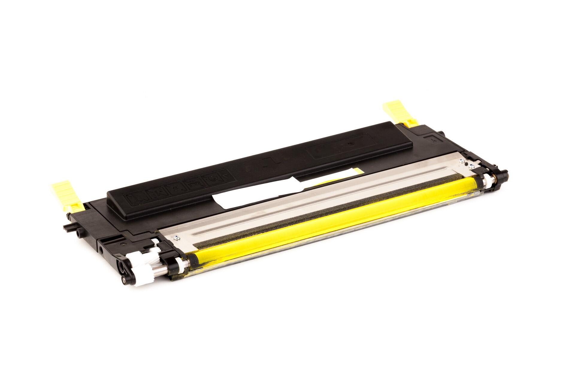 Dell Cartouche de Toner pour Dell 59310496 / M127K jaune compatible (de marque ASC)