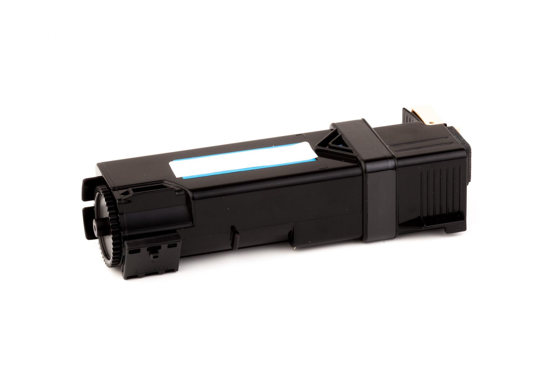 Dell Cartouche de Toner pour Dell 59310313 / FM065 cyan compatible (de marque ASC)