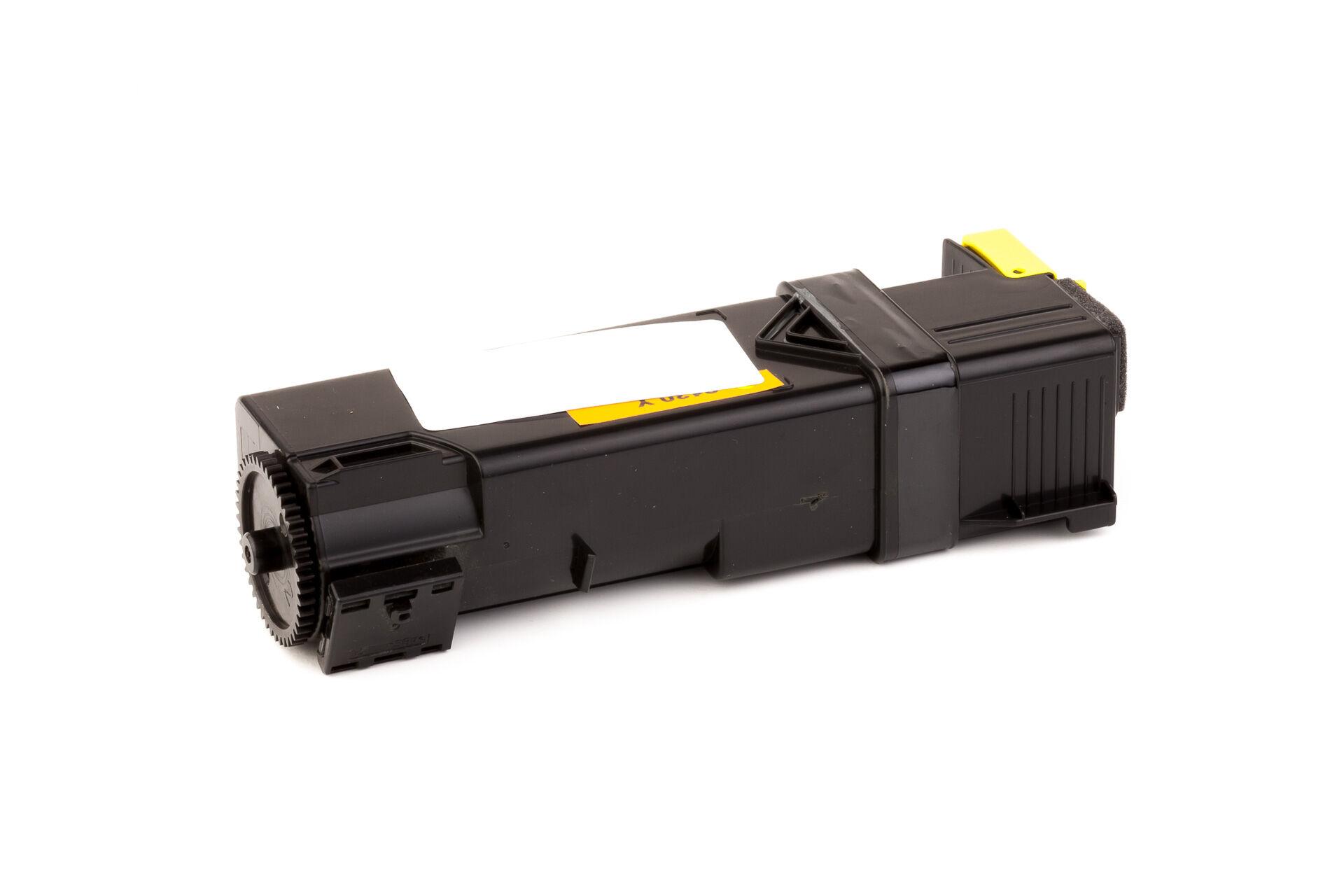 Dell Cartouche de Toner pour Dell 59310314 / FM066 jaune compatible (de marque ASC)