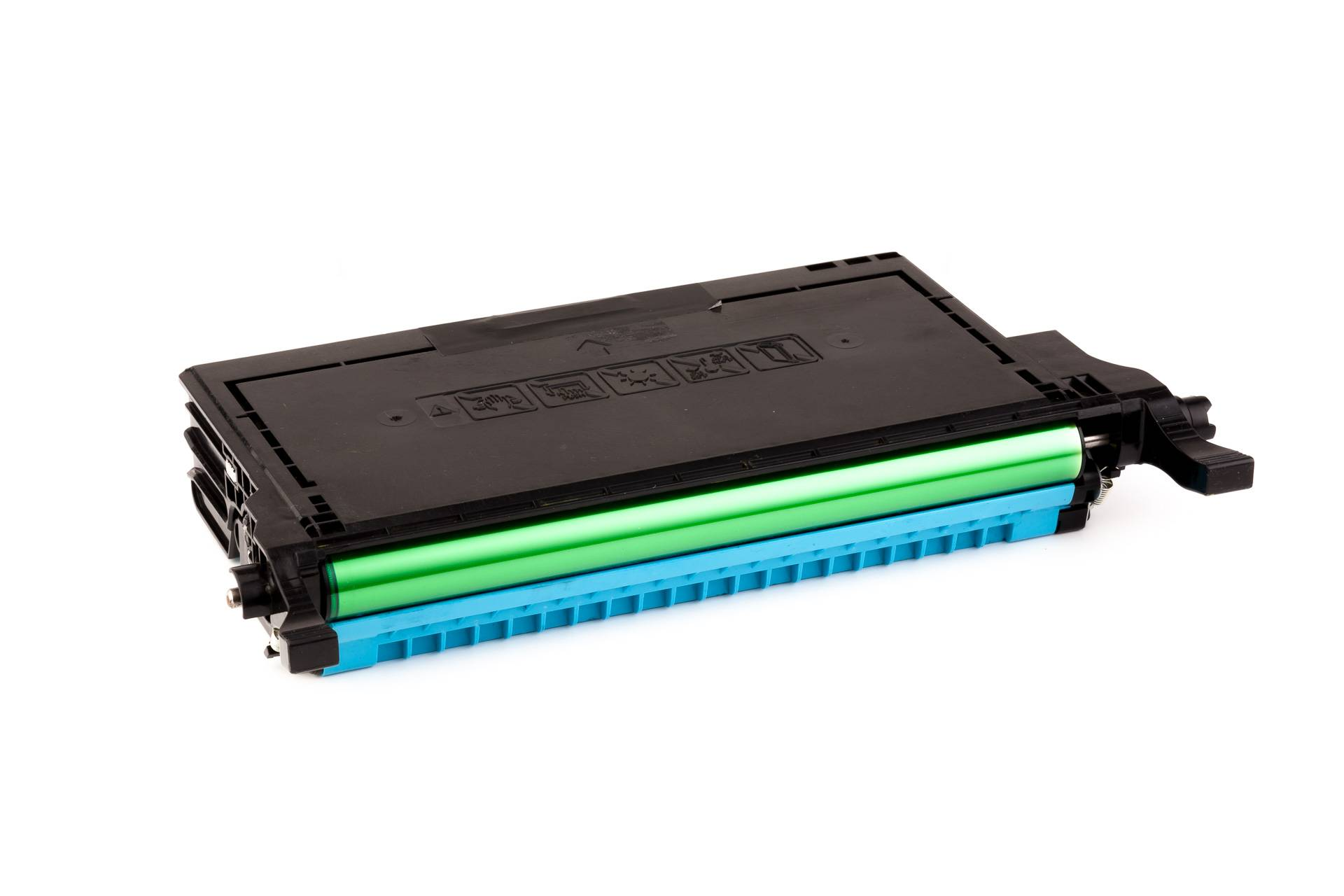 Dell Cartouche de Toner pour Dell 59310369 / P587K cyan compatible (de marque ASC)