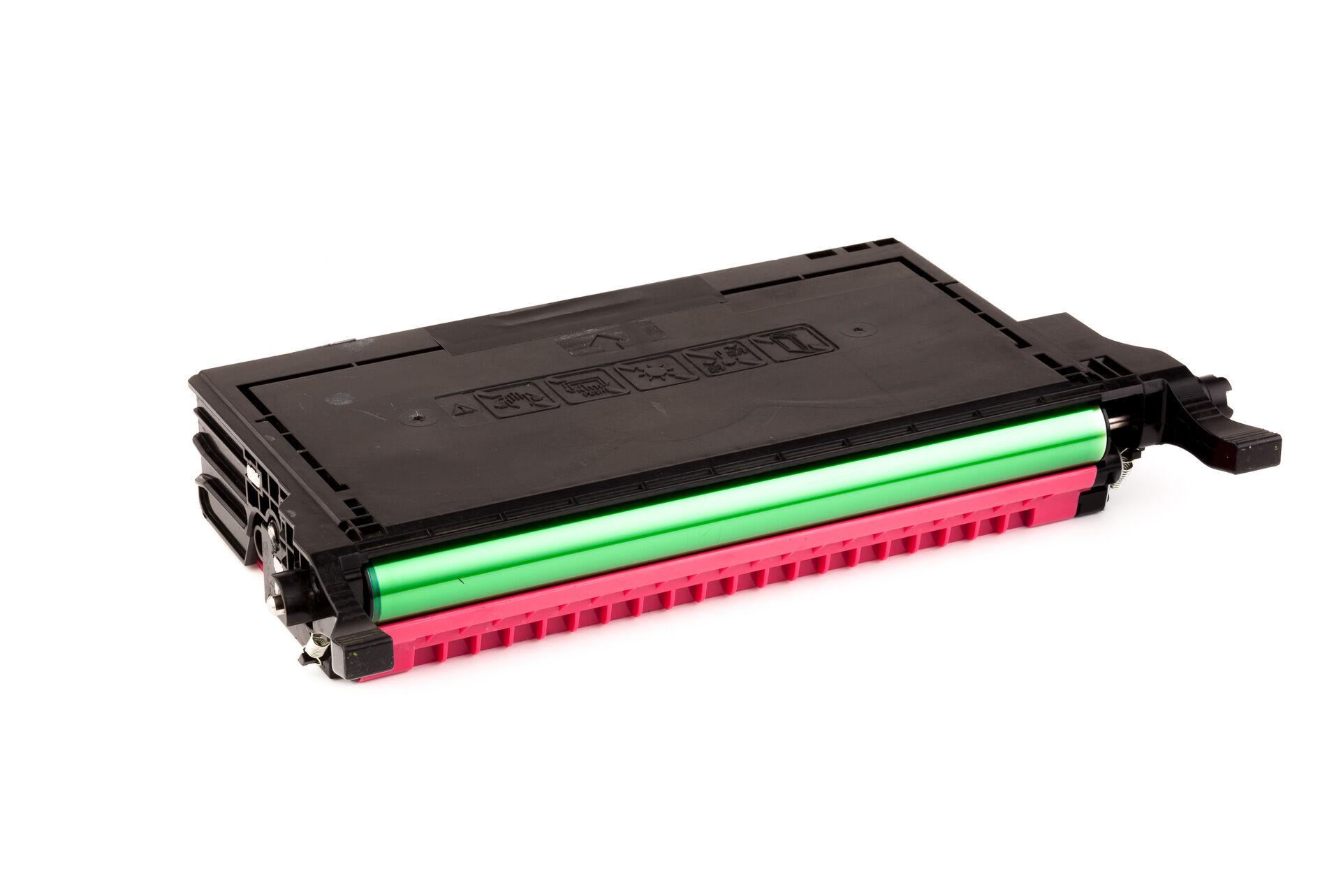 Dell Cartouche de Toner pour Dell 59310370 / K757K magenta compatible (de marque ASC)