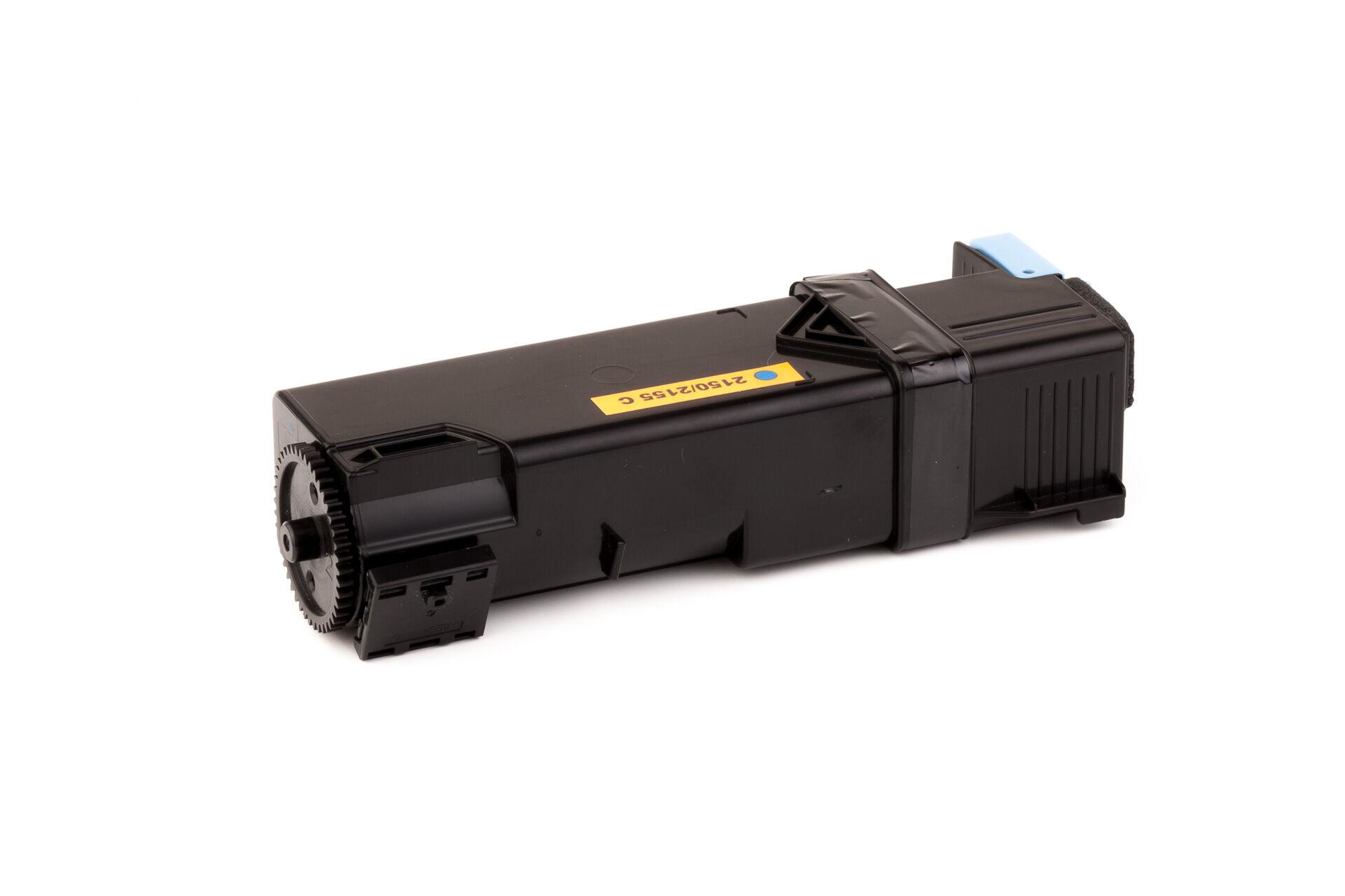 Dell Cartouche de Toner pour Dell 59311041 / THKJ8 cyan compatible (de marque ASC)