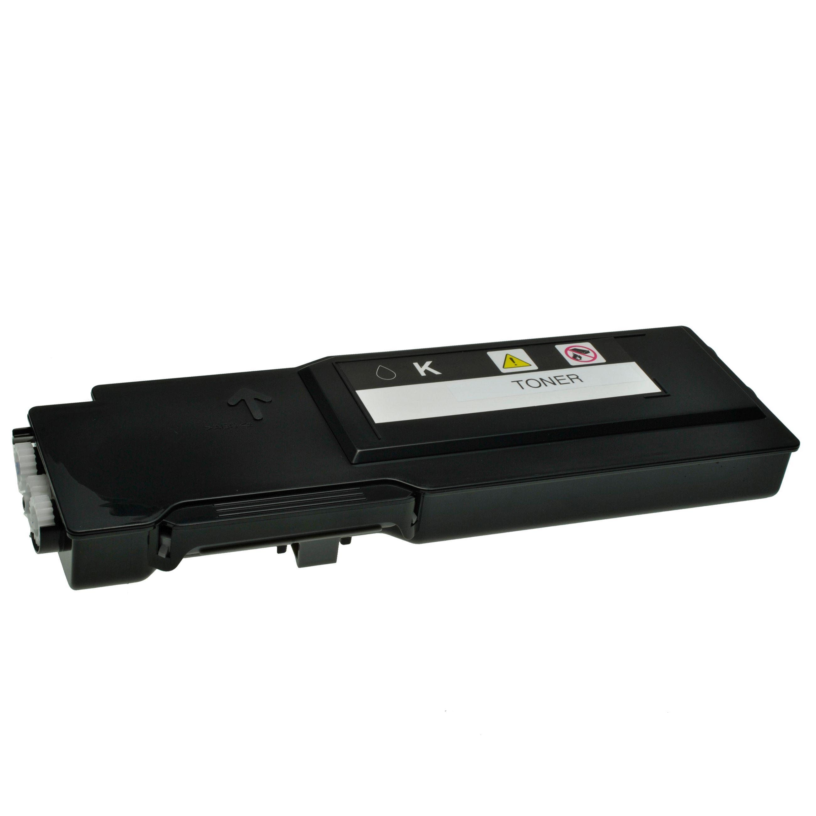 Dell Cartouche de Toner pour Dell 593BBBU / RD80W noir compatible (de marque ASC)