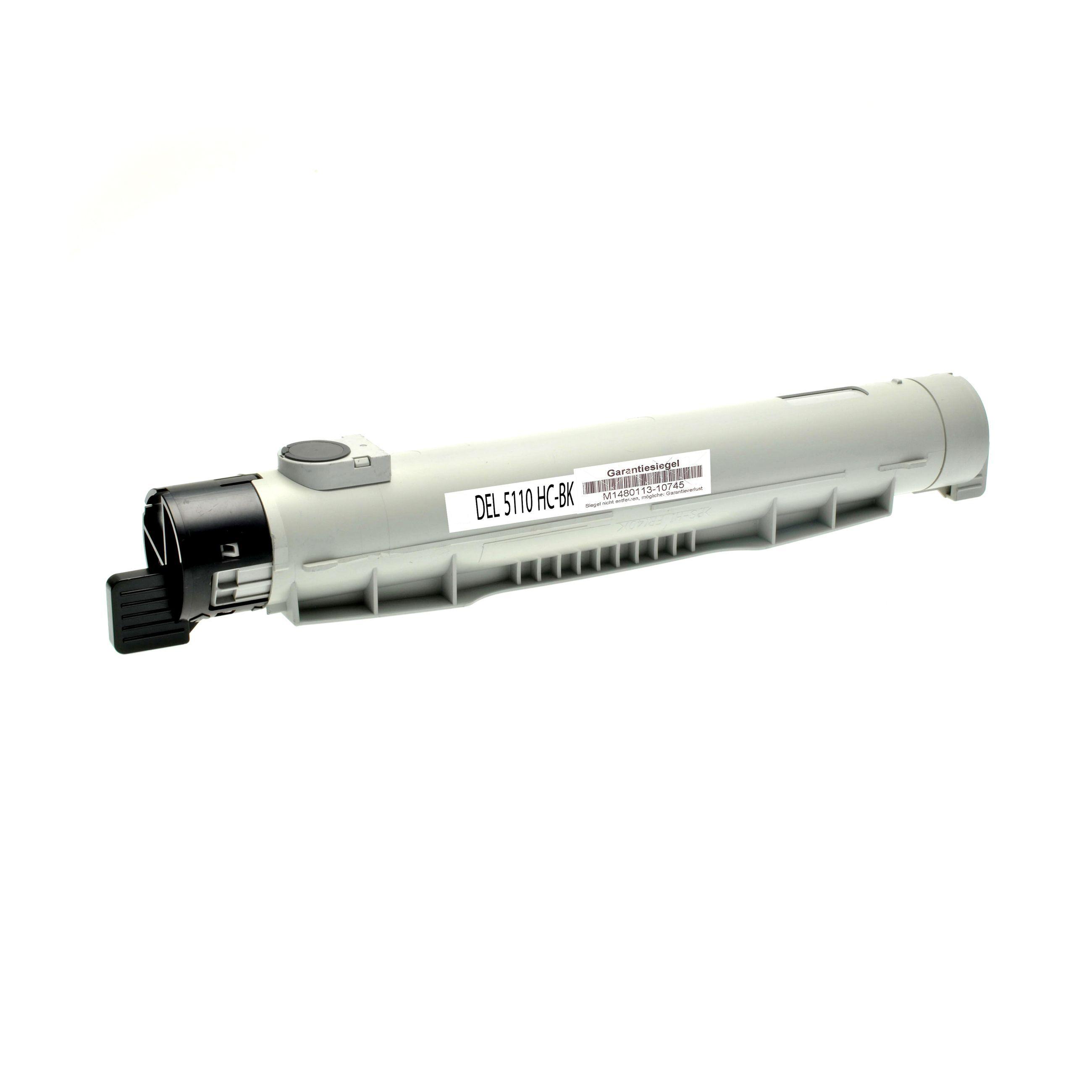 Dell Cartouche de Toner pour Dell 59310121 / GD898 noir compatible (de marque ASC)