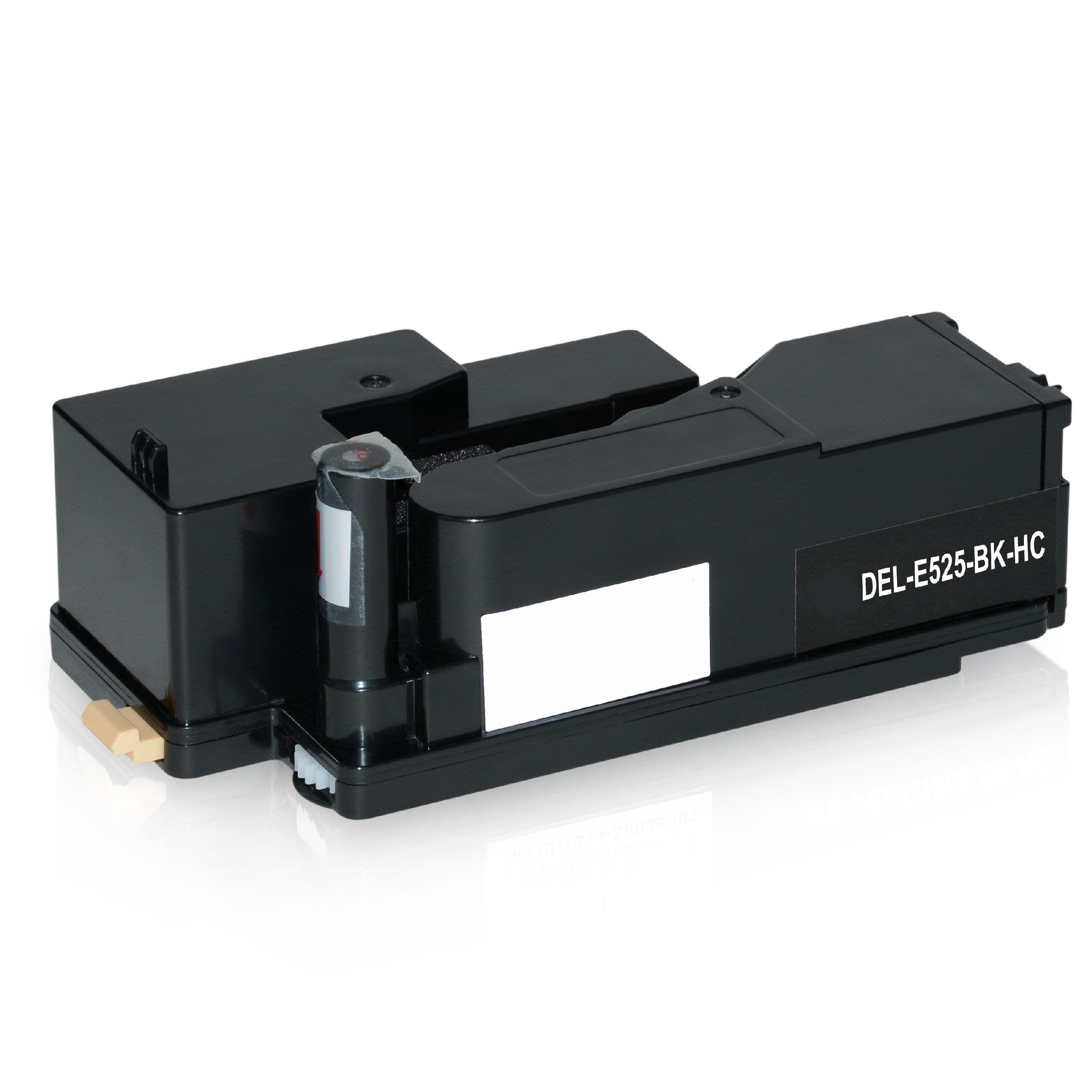 Dell Cartouche de Toner pour Dell 593BBLN / H3M8P noir compatible (de marque ASC)
