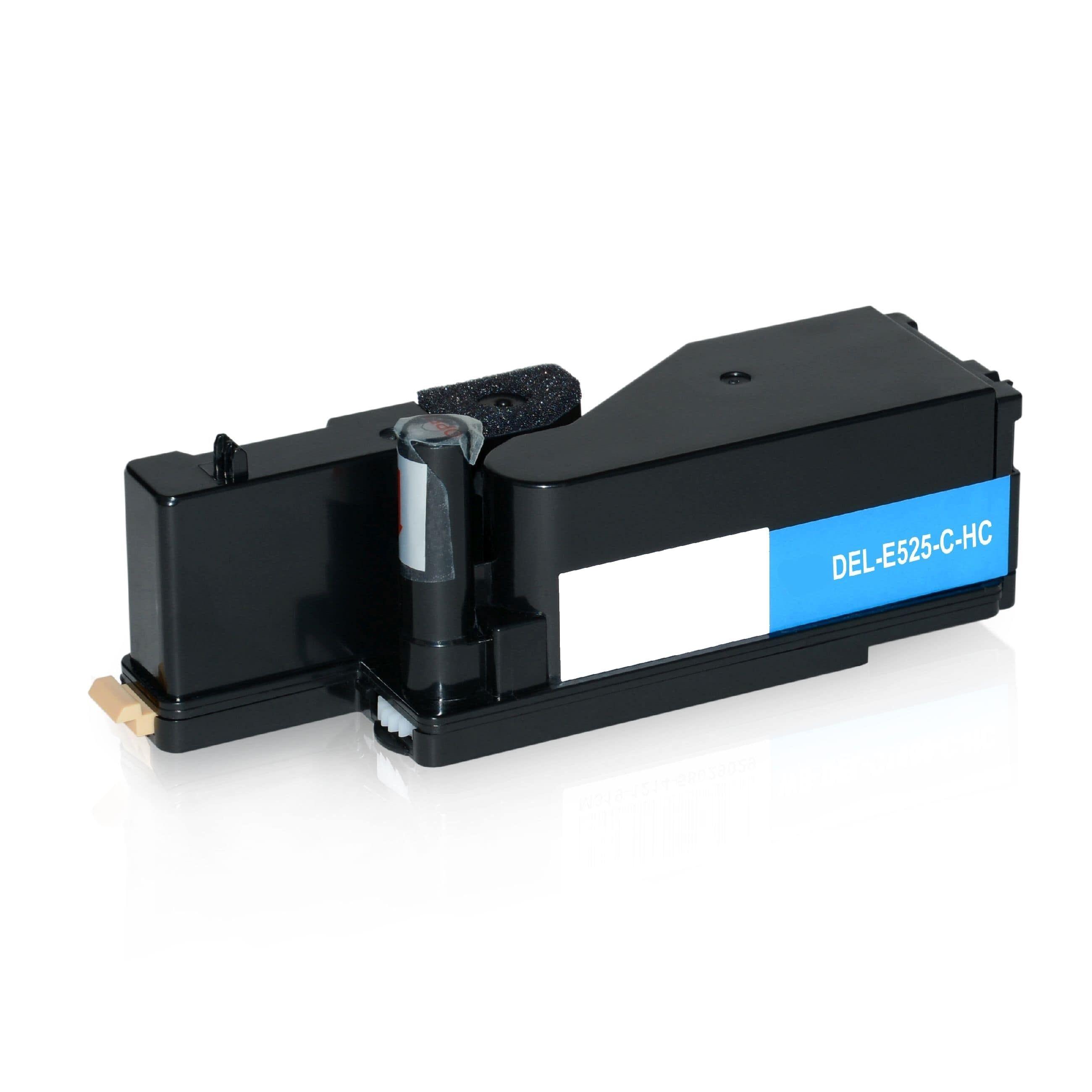 Dell Cartouche de Toner pour Dell 593BBLL / VR3NV cyan compatible (de marque ASC)