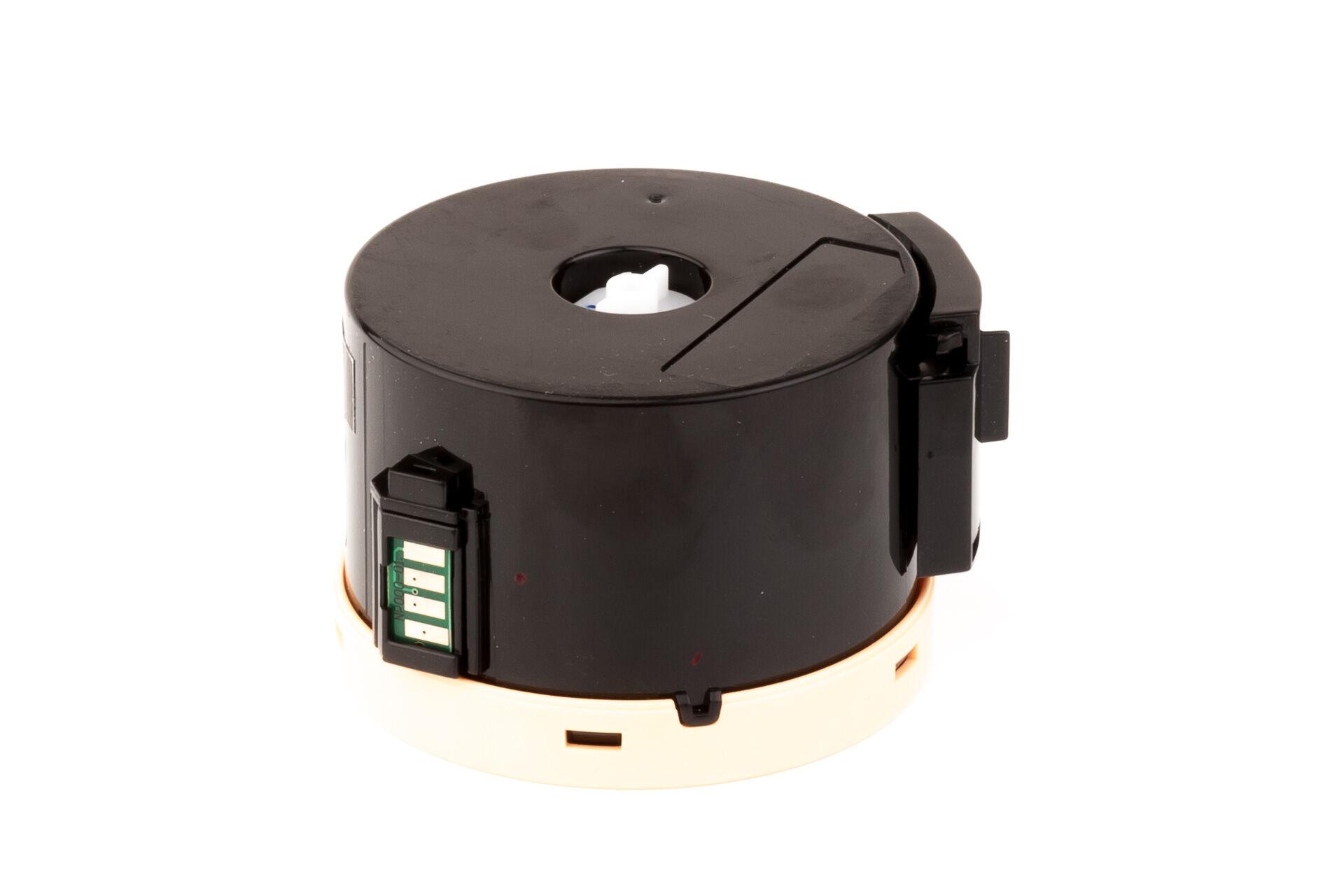 Epson Cartouche de Toner pour Epson C13S050651 / 0651 noir compatible (de marque ASC)