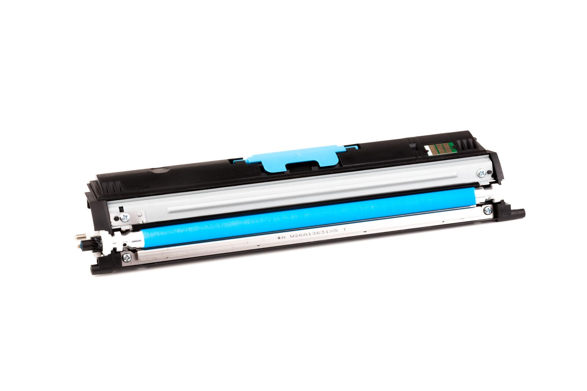 Epson Cartouche de Toner pour Epson C13S050556 / 0556 cyan compatible (de marque ASC)
