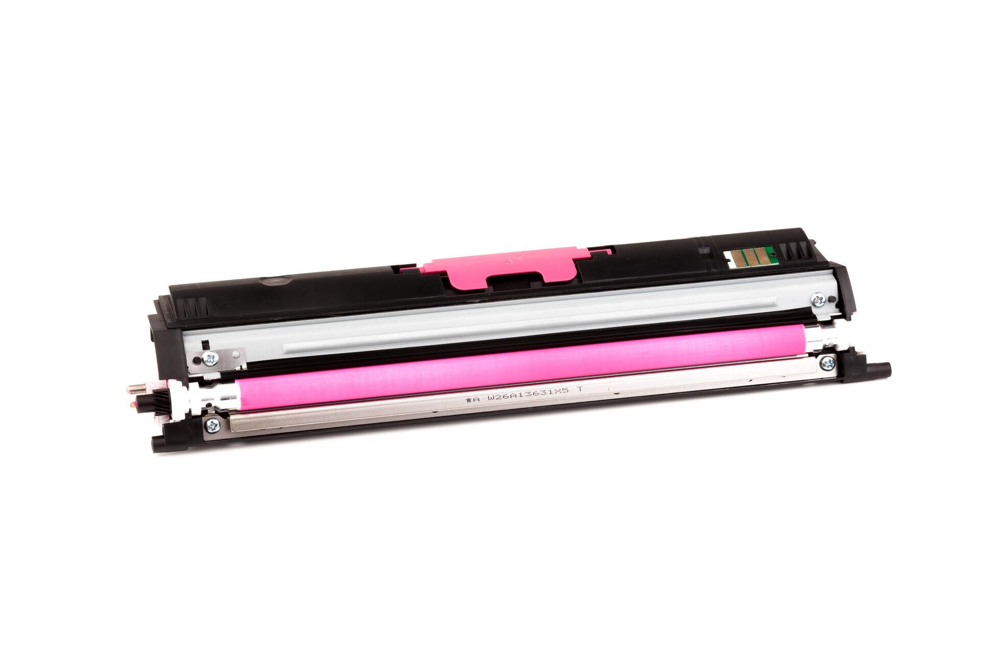 Epson Cartouche de Toner pour Epson C13S050555 / 0555 magenta compatible (de marque ASC)