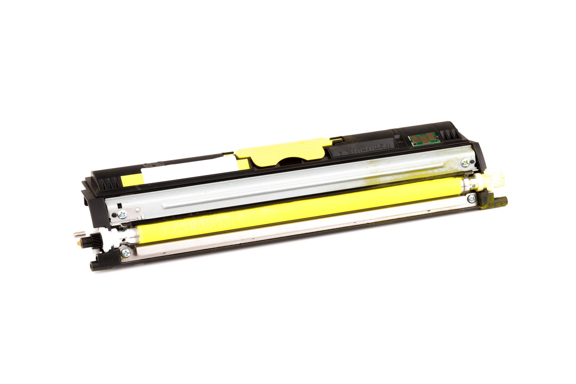 Epson Cartouche de Toner pour Epson C13S050554 / 0554 jaune compatible (de marque ASC)