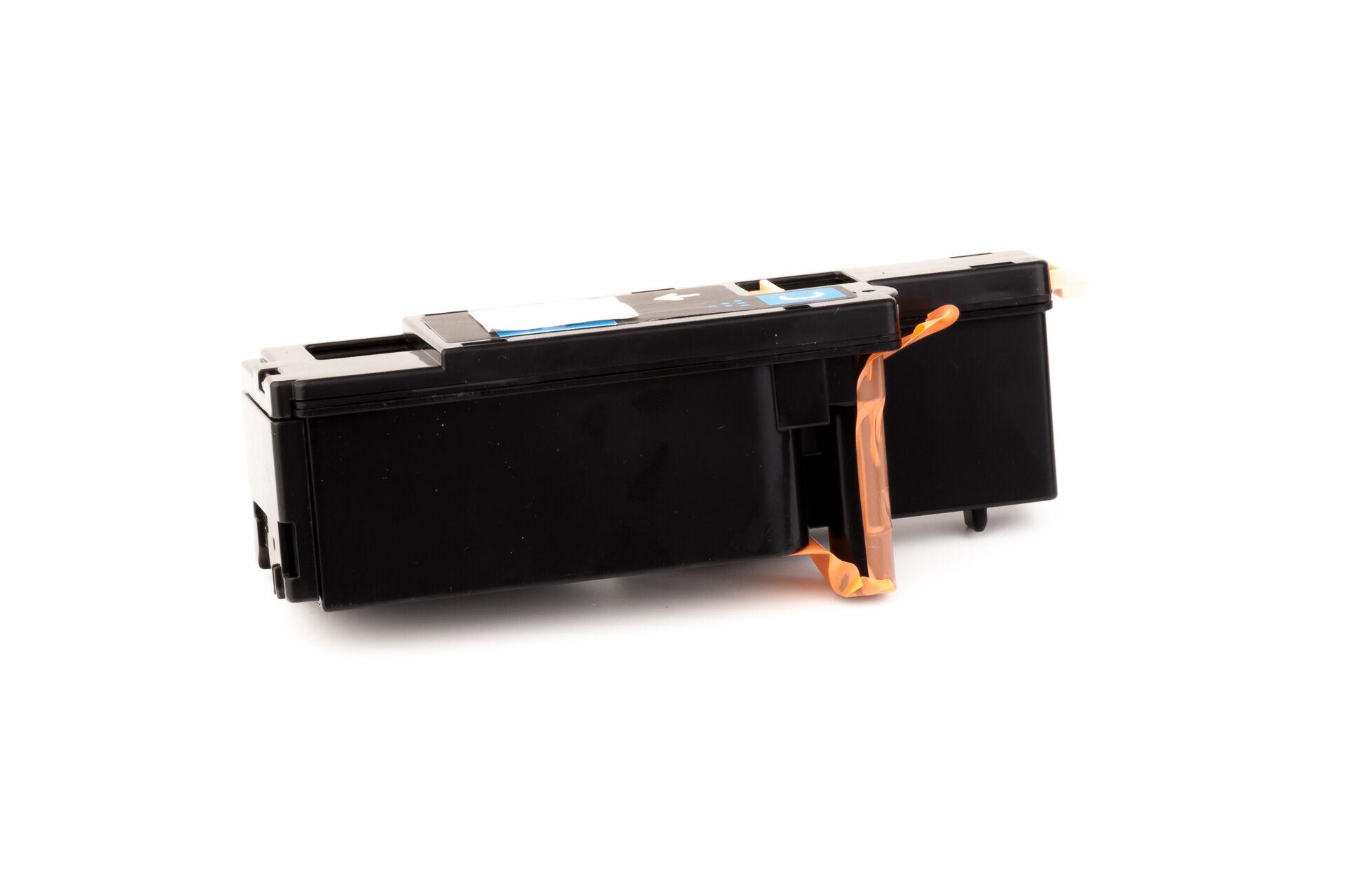 Epson Cartouche de Toner pour Epson C13S050613 / 0613 cyan compatible (de marque ASC)