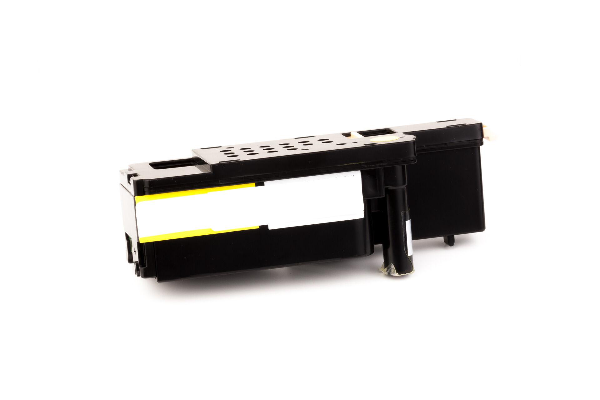 Epson Cartouche de Toner pour Epson C13S050611 / 0611 jaune compatible (de marque ASC)