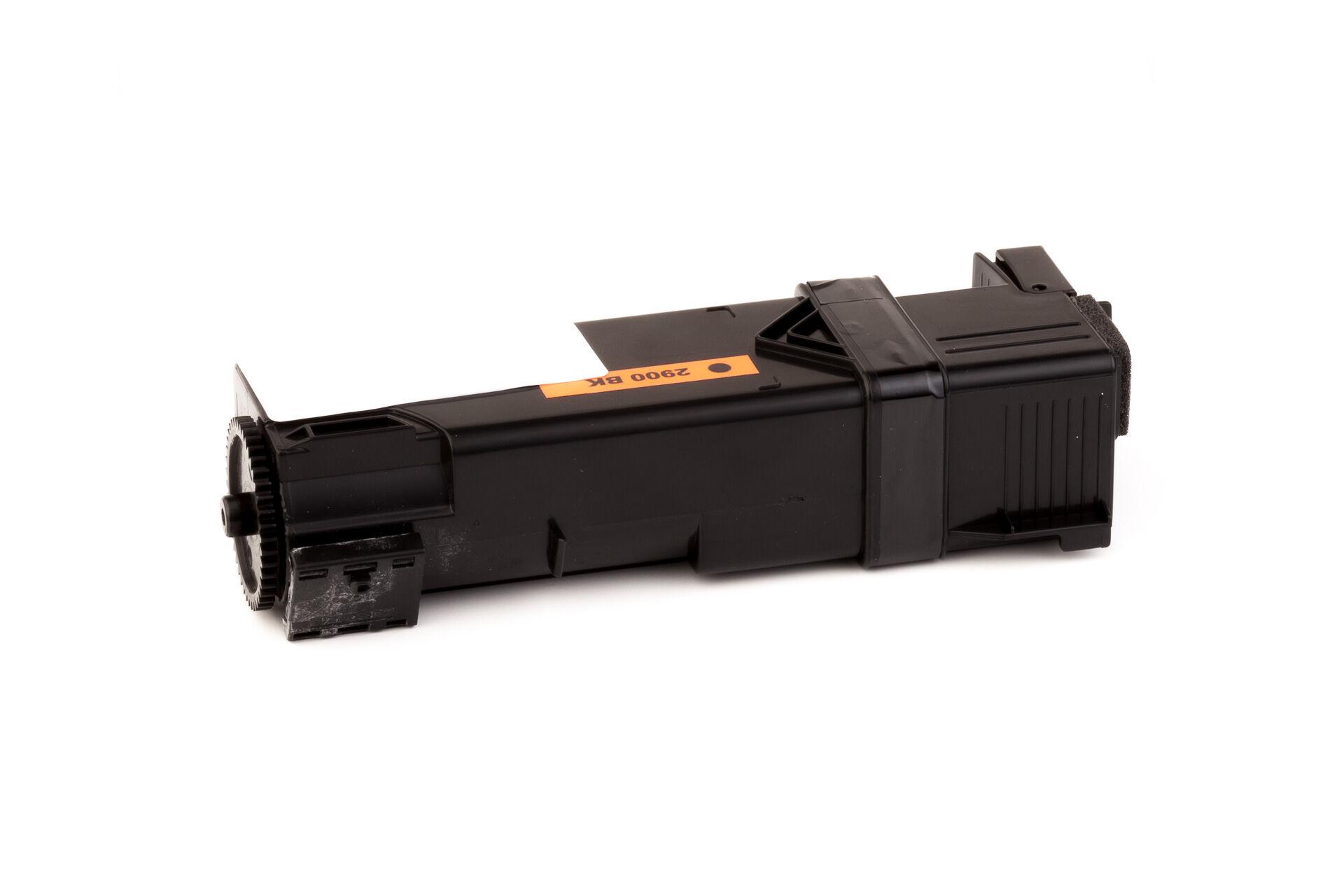 Epson Cartouche de Toner pour Epson C13S050630 / 0630 noir compatible (de marque ASC)