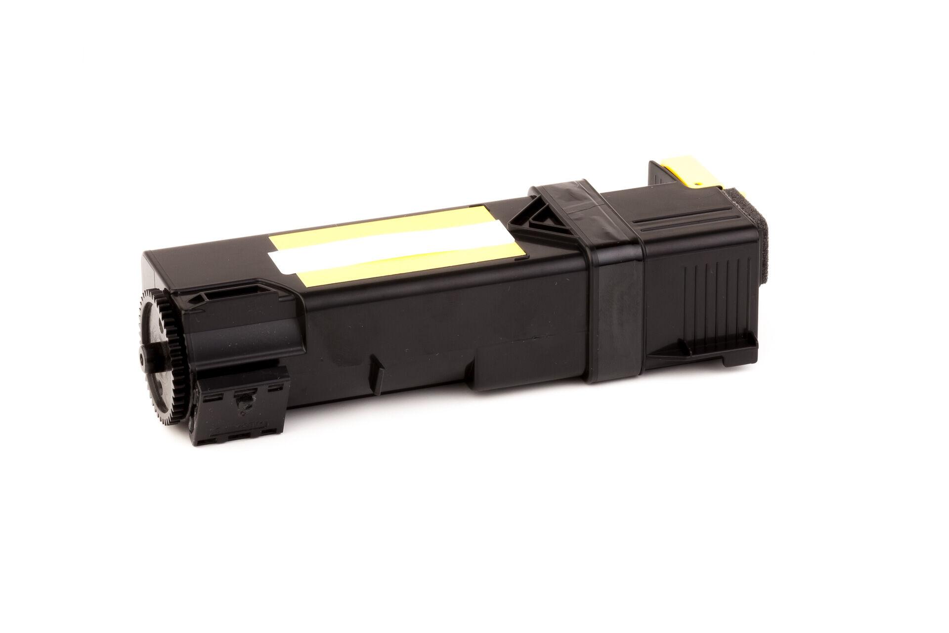 Epson Cartouche de Toner pour Epson C13S050627 / 0627 jaune compatible (de marque ASC)