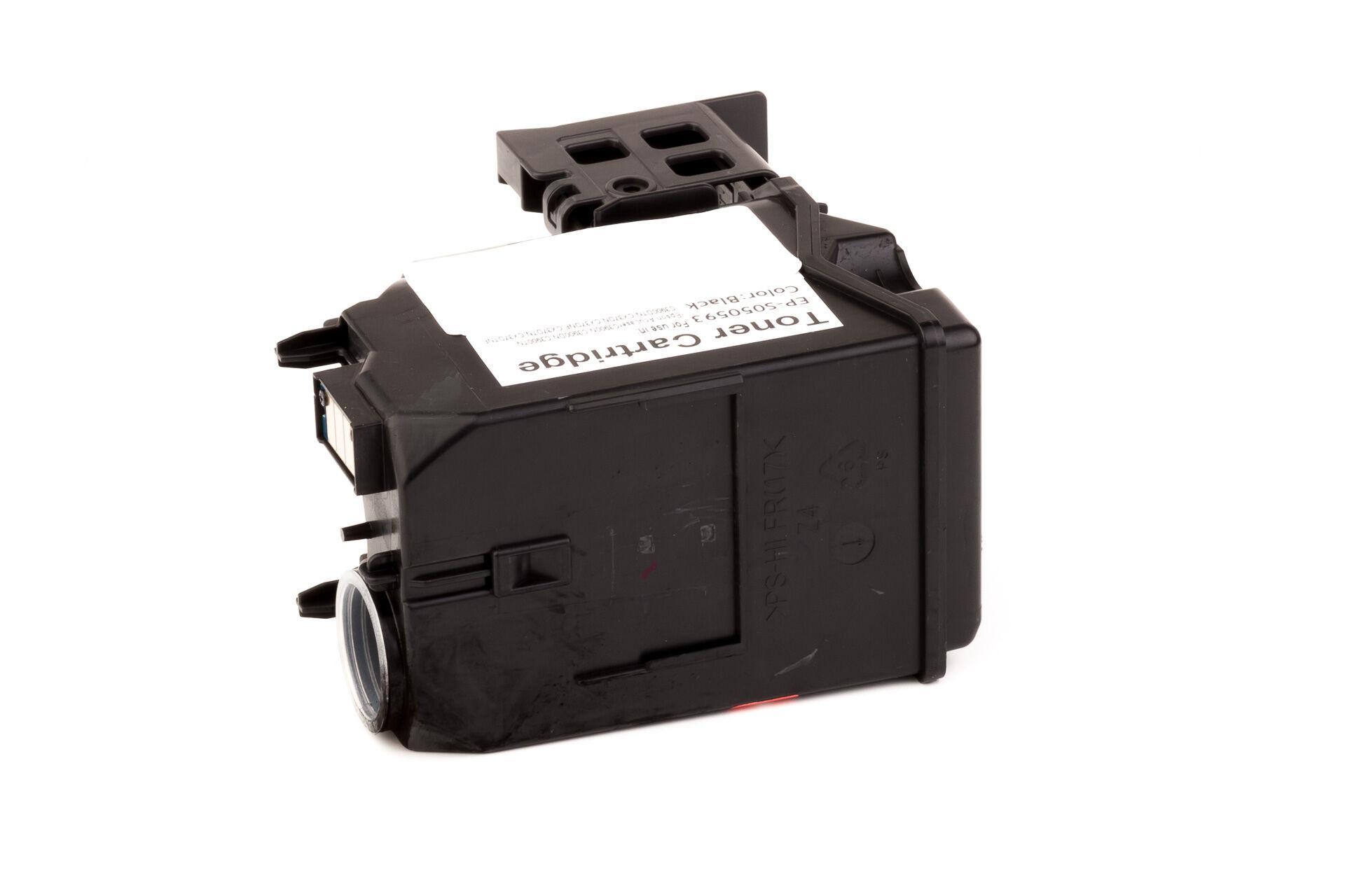Epson Cartouche de Toner pour Epson C13S050593 / S050593 noir compatible (de marque ASC)