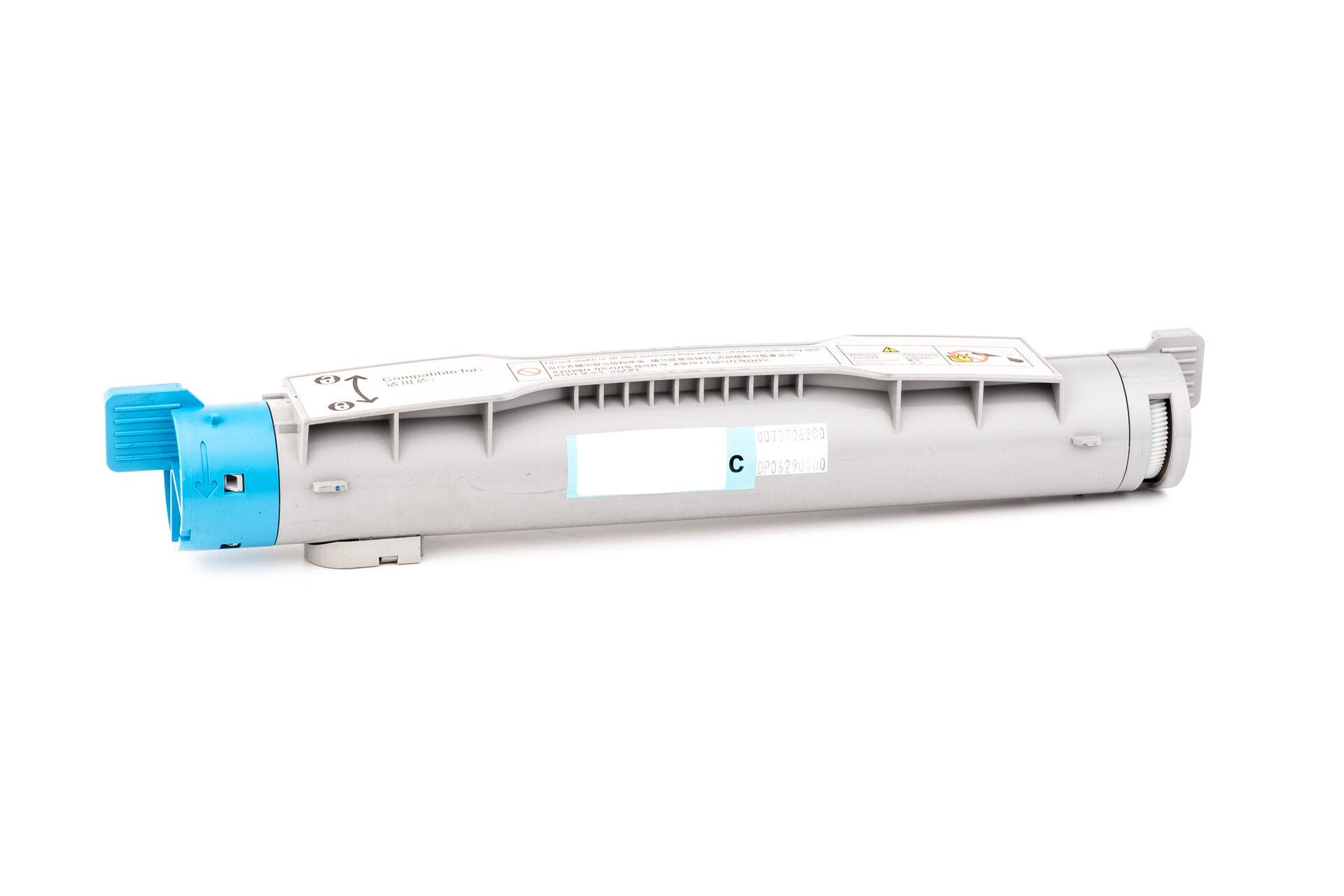 Epson Cartouche de Toner pour Epson C13S050244 / 0244 cyan compatible (de marque ASC)