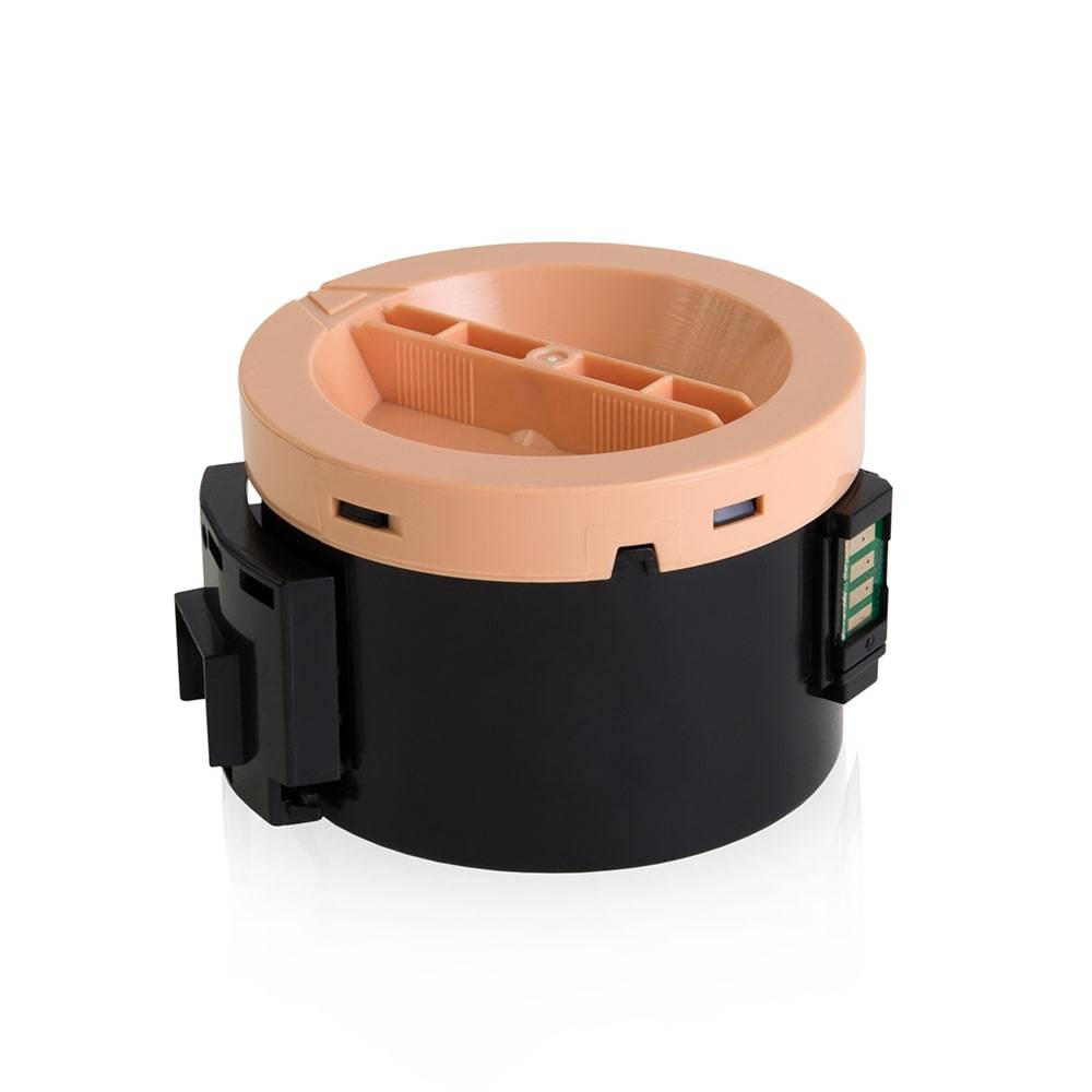 Epson Cartouche de Toner pour Epson C13S050709 / 0709 noir compatible (de marque ASC)