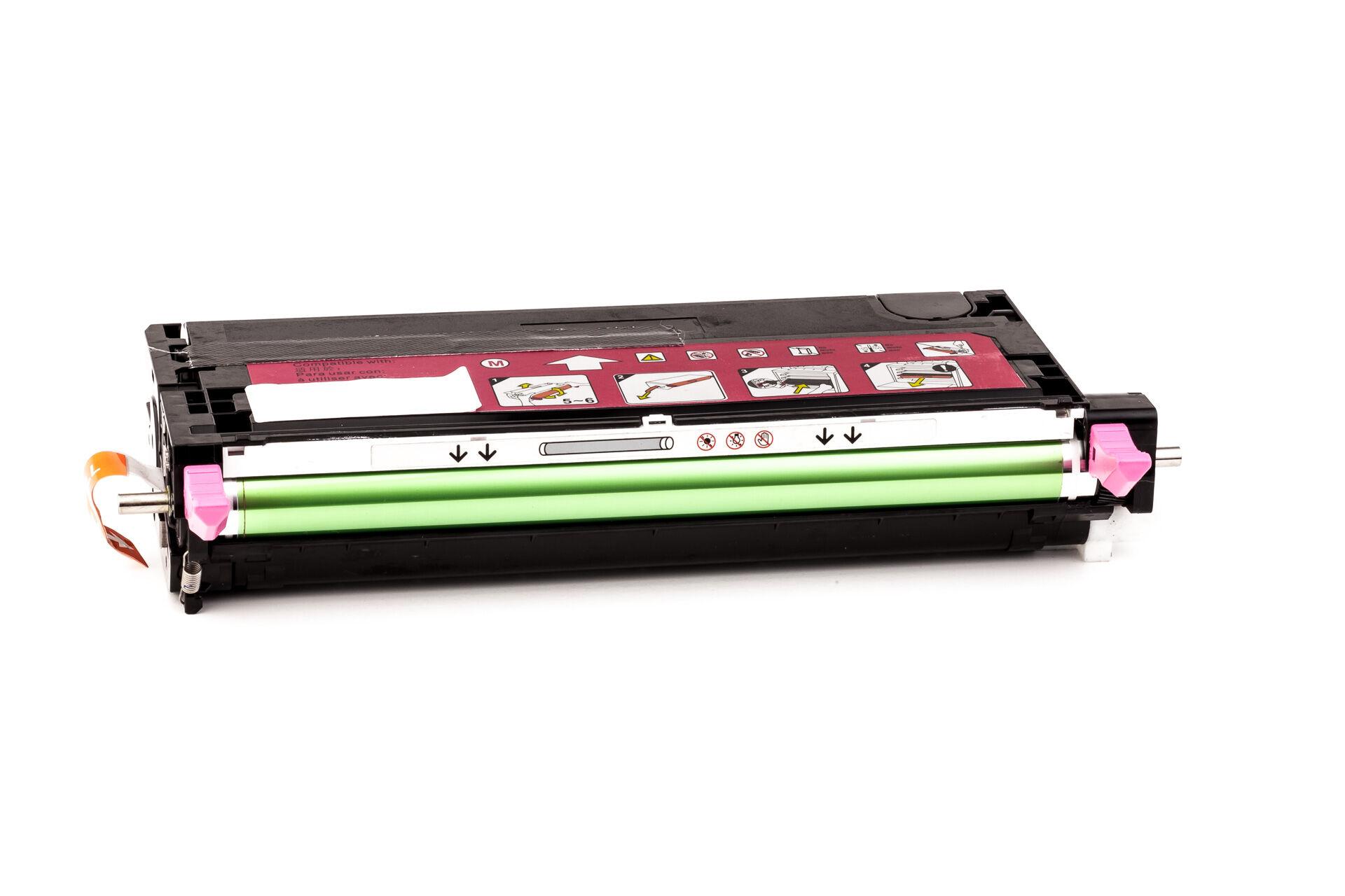 Epson Cartouche de Toner pour Epson C13S051125 / 1125 magenta compatible (de marque ASC)