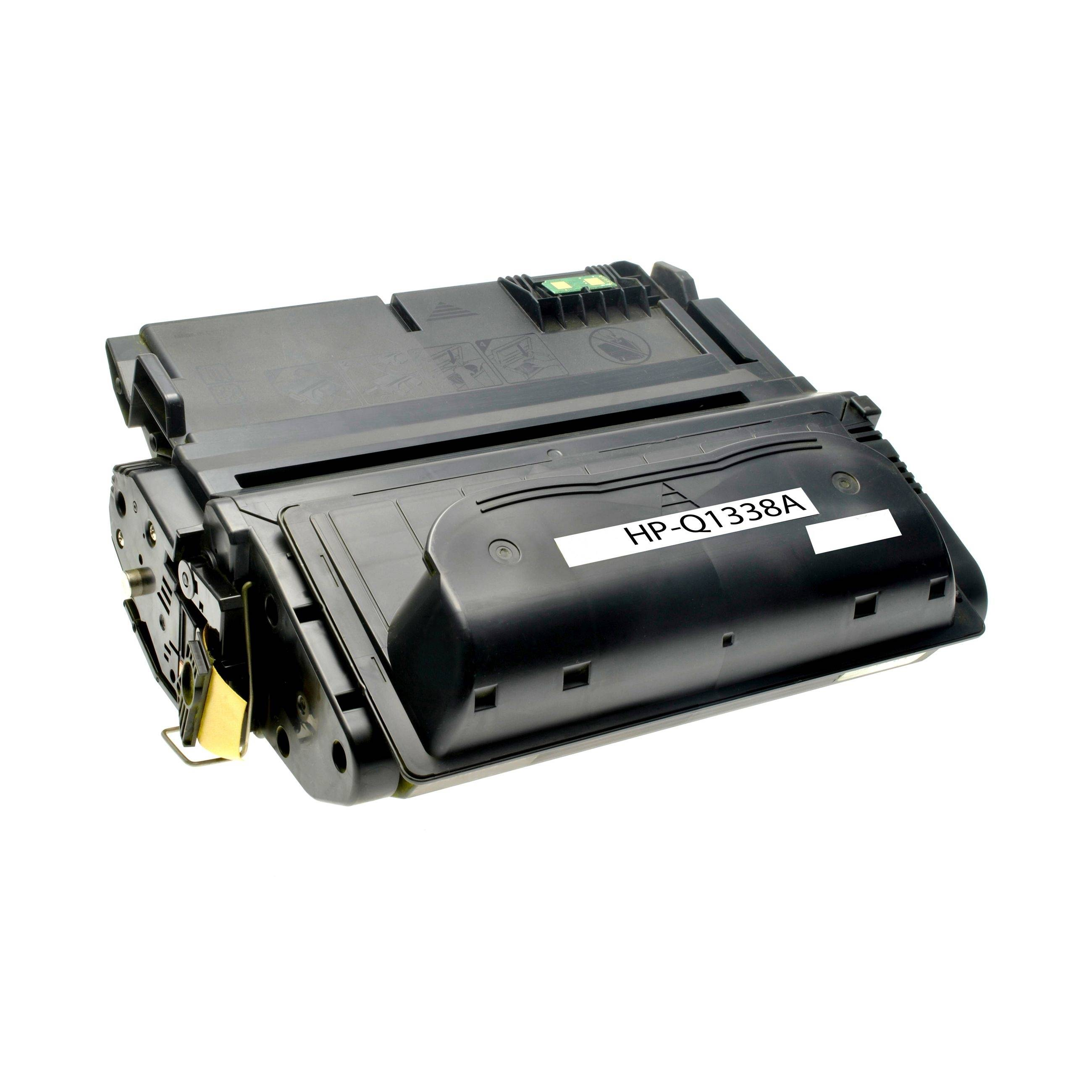 HP Cartouche de Toner pour HP Q1338A / 38A noir compatible (de marque ASC)