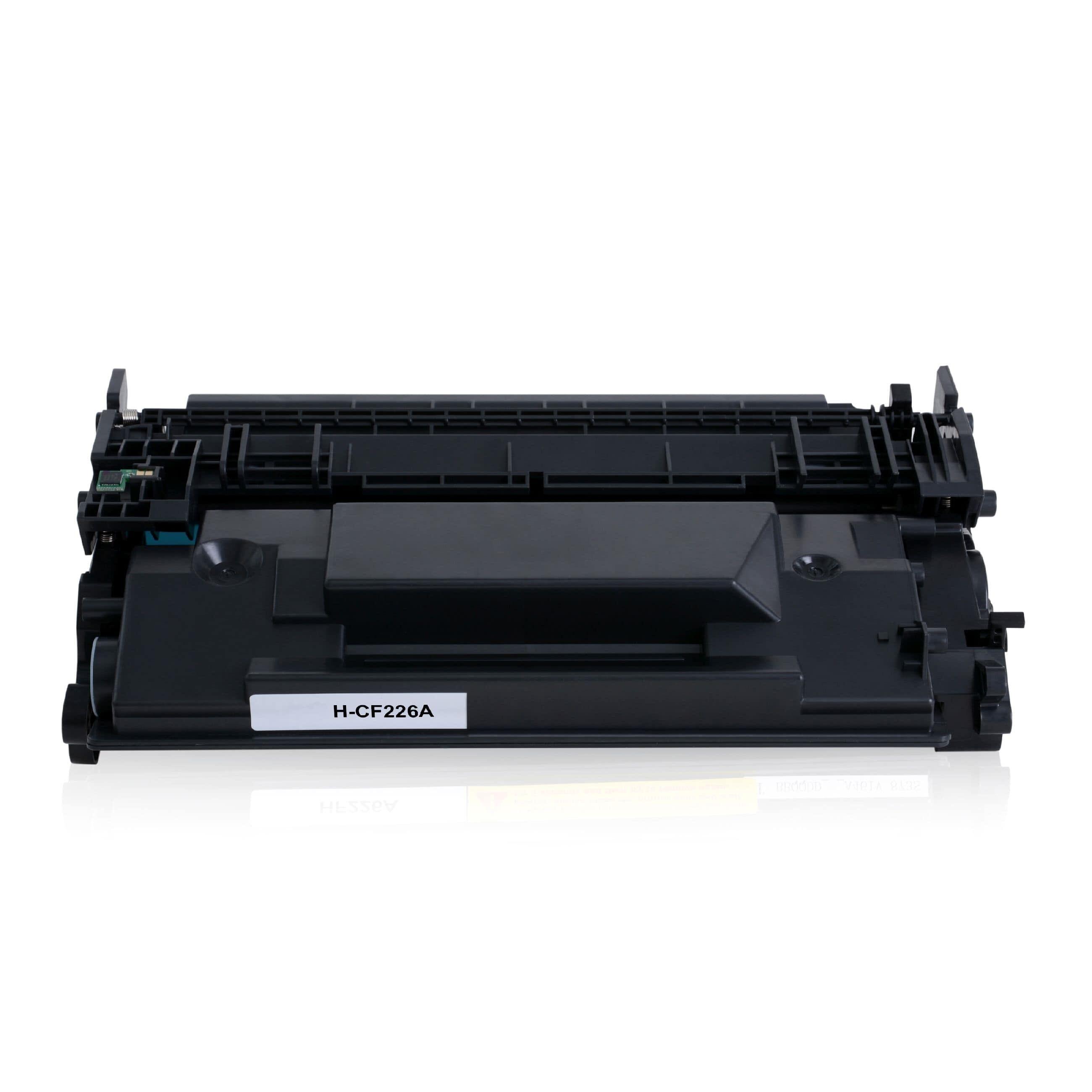 HP Cartouche de Toner pour HP CF226A / 26A noir compatible (de marque ASC)