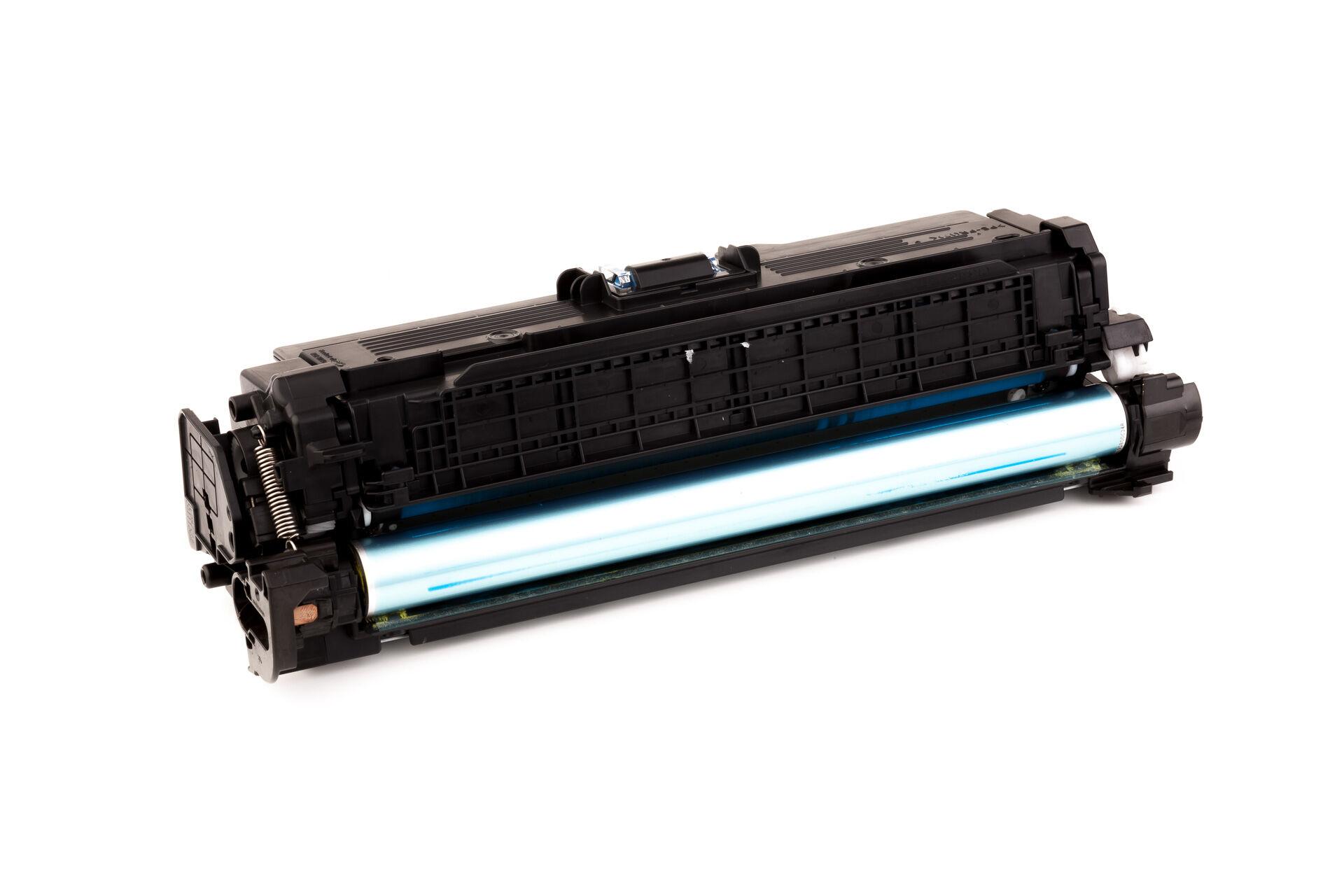 HP Cartouche de Toner pour HP CE251A / 504A cyan compatible (de marque ASC)