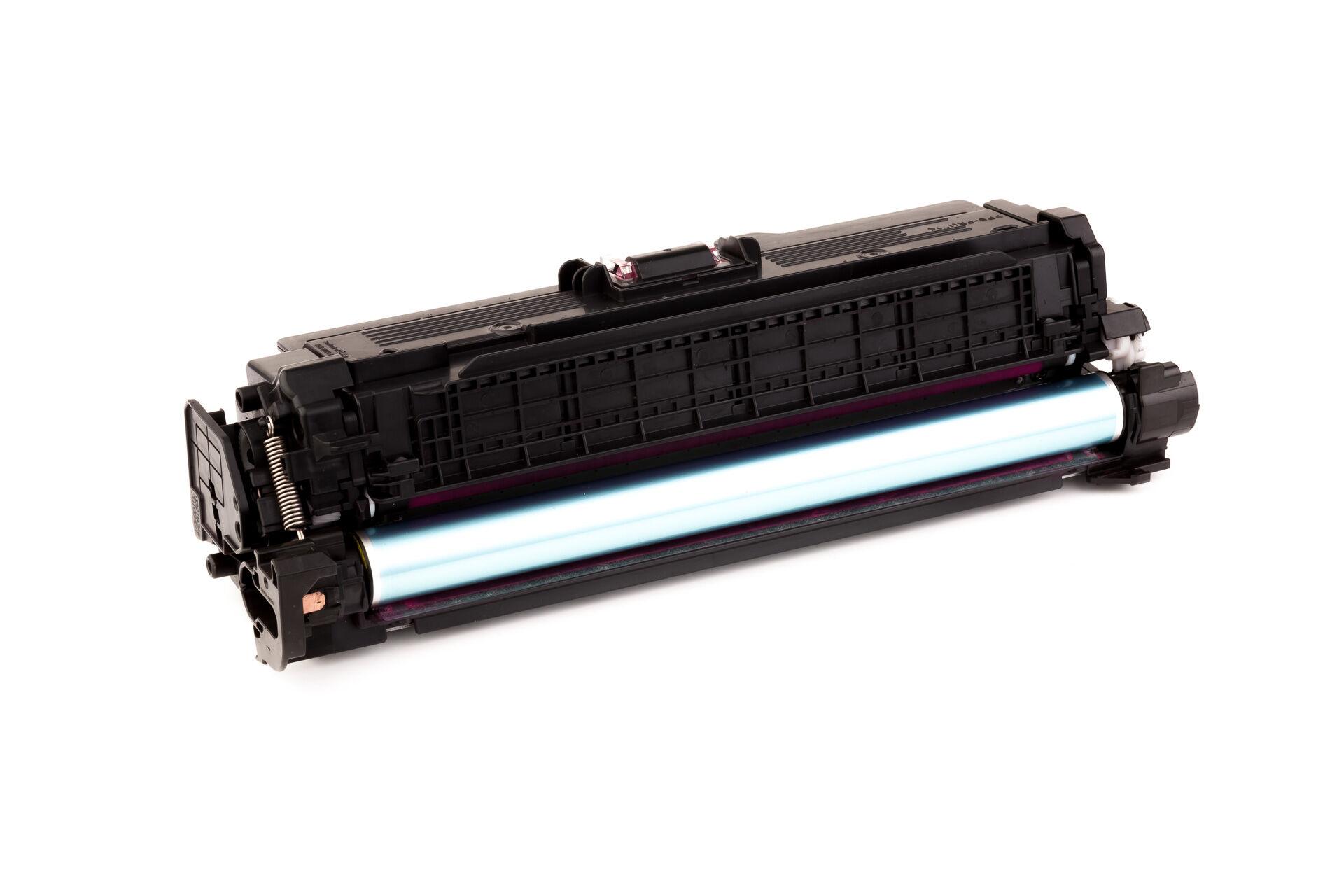 HP Cartouche de Toner pour HP CE253A / 504A magenta compatible (de marque ASC)