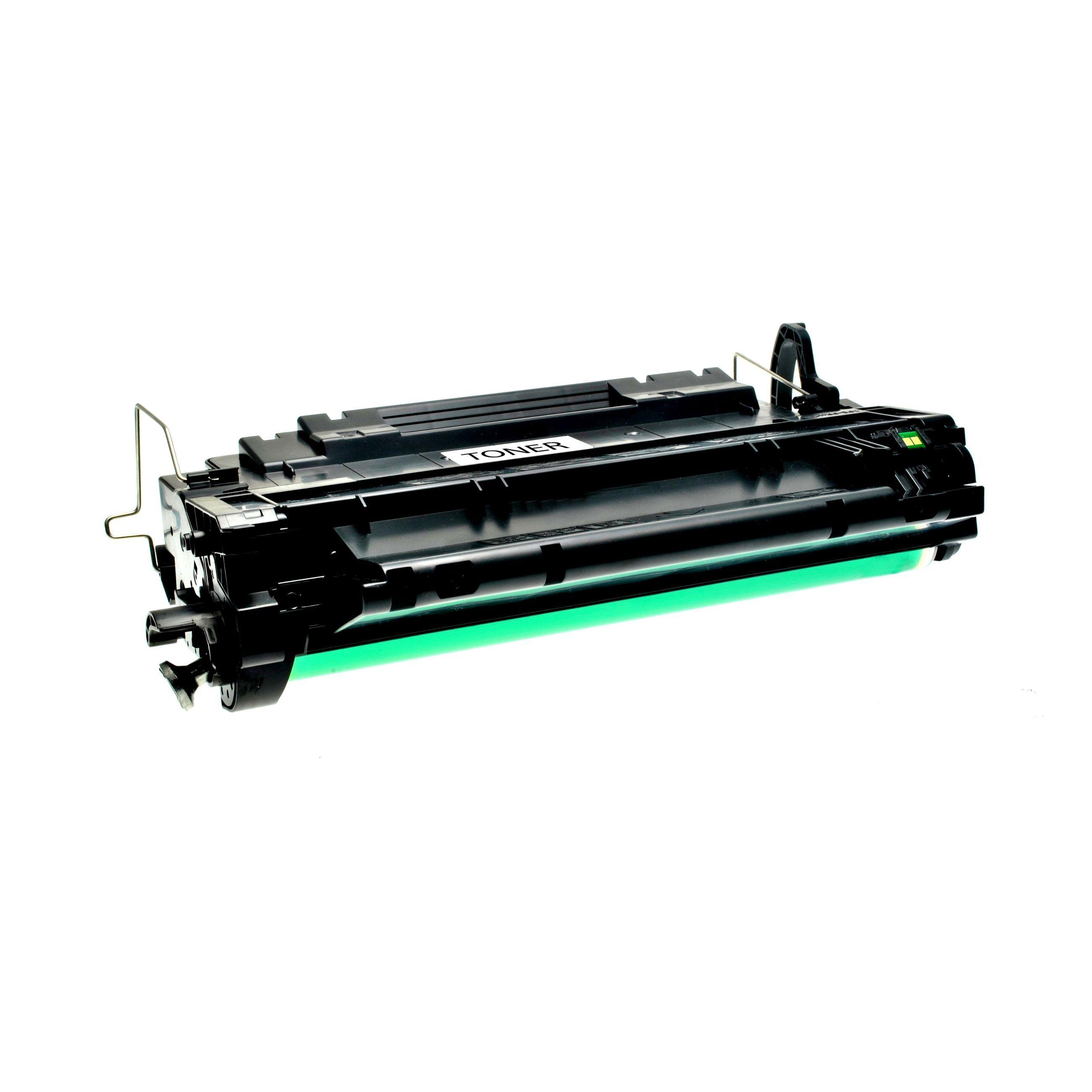 HP Cartouche de Toner pour HP CE255X / 55X noir compatible (de marque ASC)