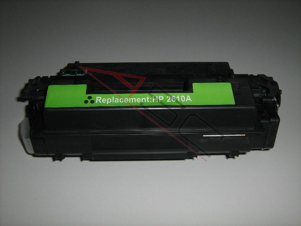 HP Cartouche de Toner pour HP Q2610A / 10A noir compatible (de marque ASC)