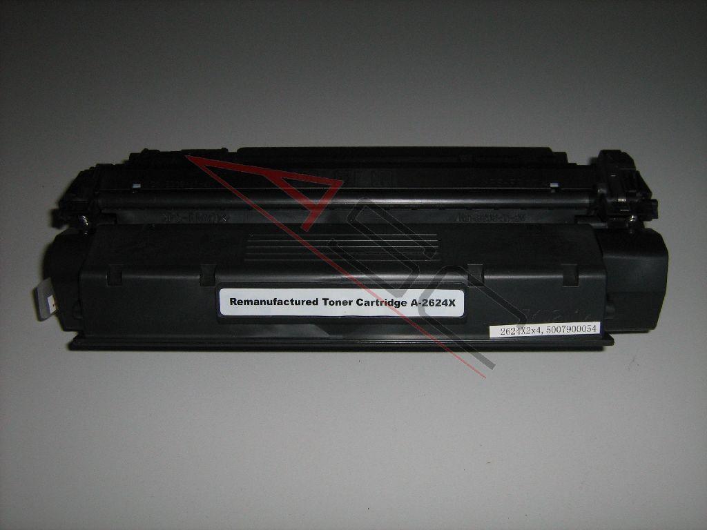 HP Cartouche de Toner pour HP Q2624A / 24A noir compatible (de marque ASC)