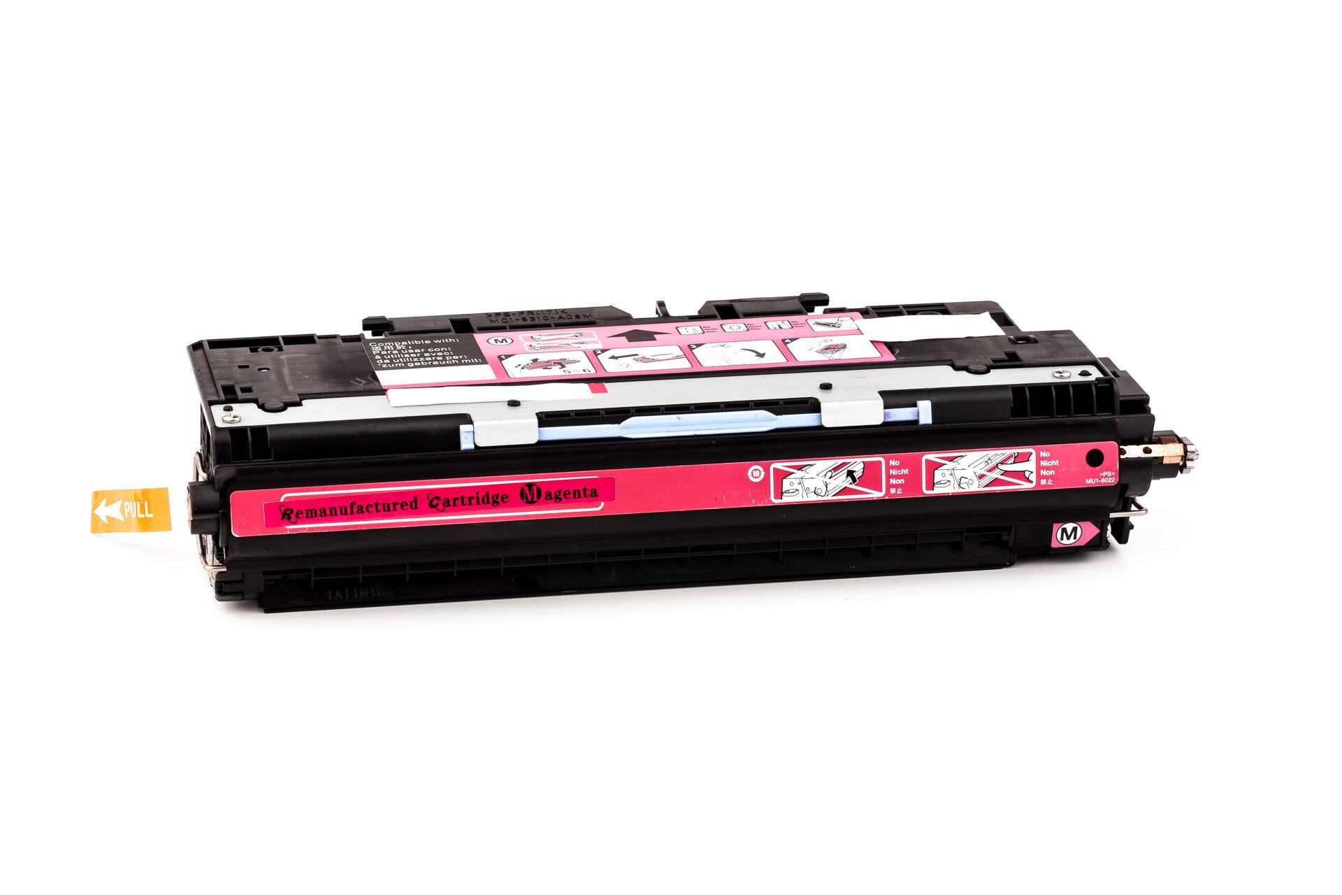 HP Cartouche de Toner pour HP Q2673A / 309A magenta compatible (de marque ASC)