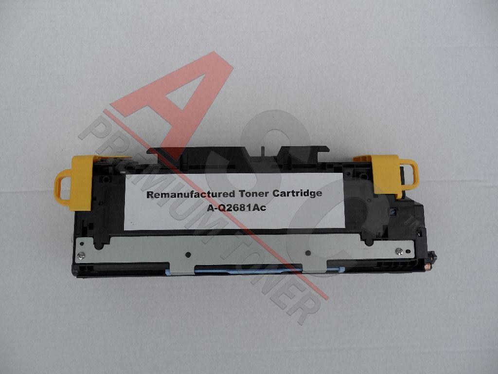 HP Cartouche de Toner pour HP Q2681A / 311A cyan compatible (de marque ASC)
