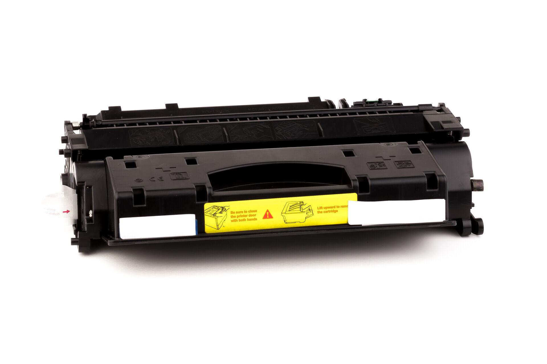 HP Cartouche de Toner pour HP CF280X / 80X noir compatible (de marque ASC)