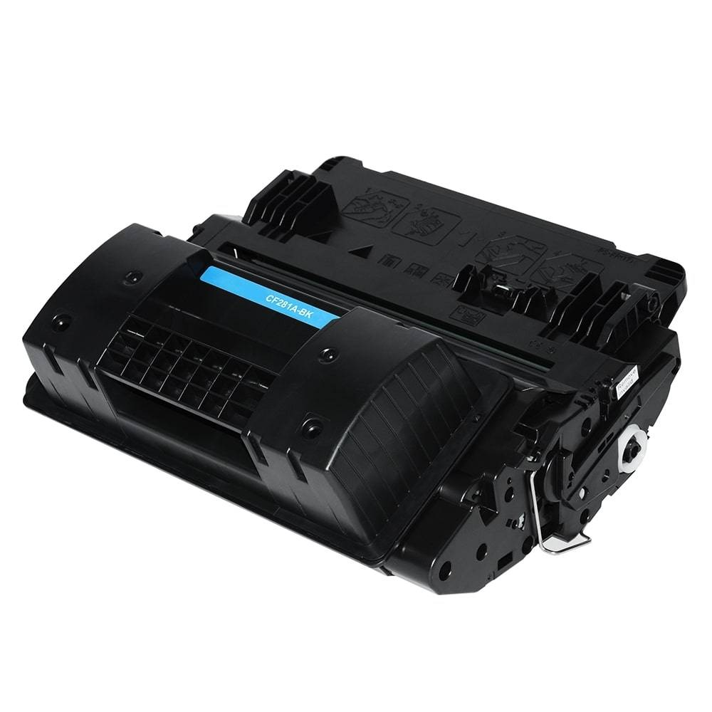 HP Cartouche de Toner pour HP CF281A / 81A noir compatible (de marque ASC)