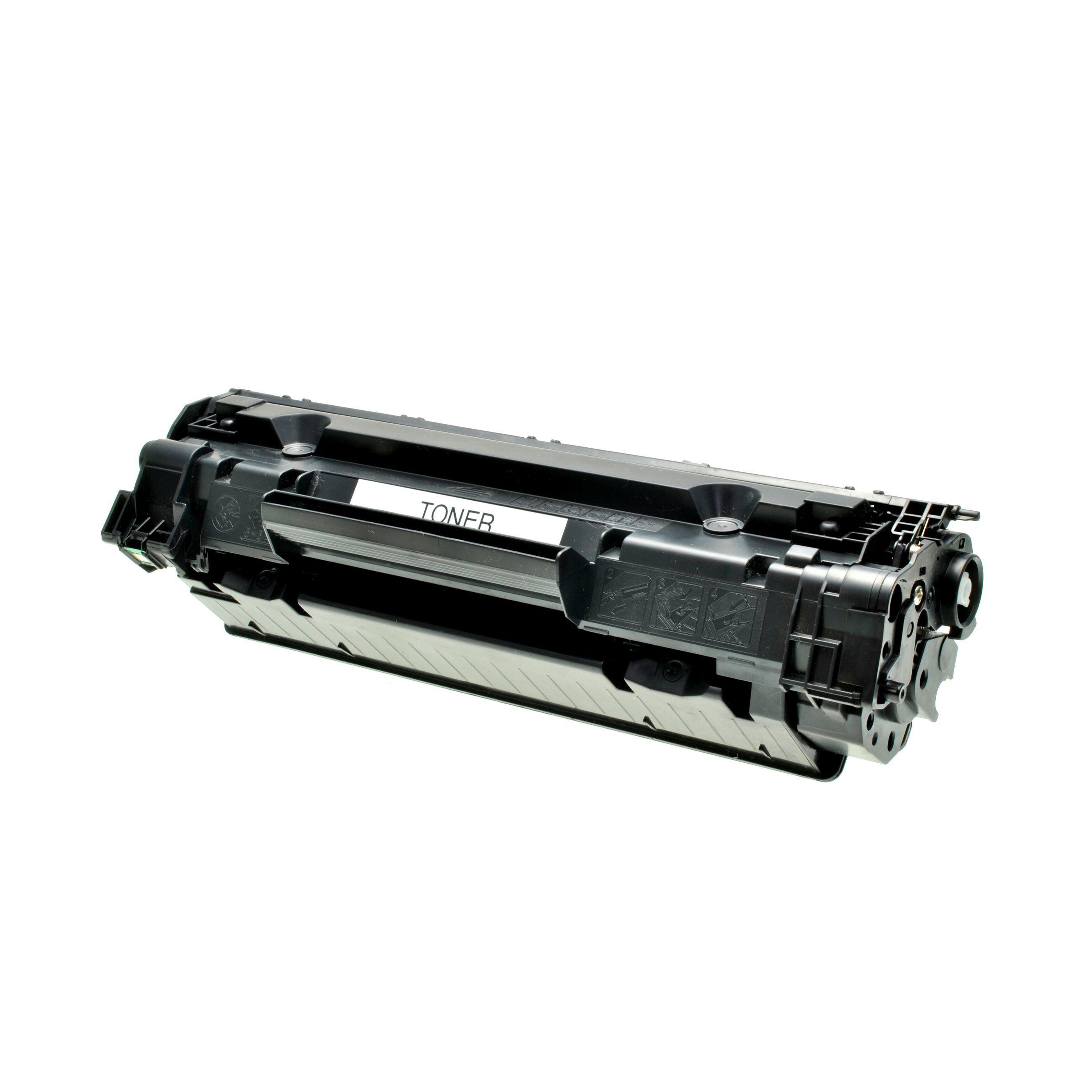 HP Cartouche de Toner pour HP CF283X / 83X noir compatible (de marque ASC)