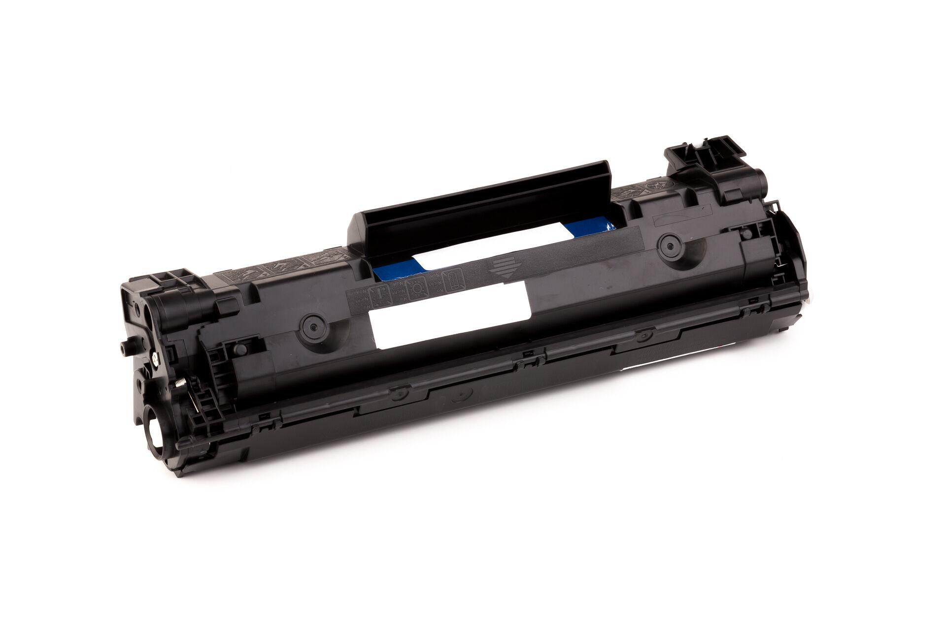 HP Cartouche de Toner pour HP CE285A / 85A noir compatible (de marque ASC)
