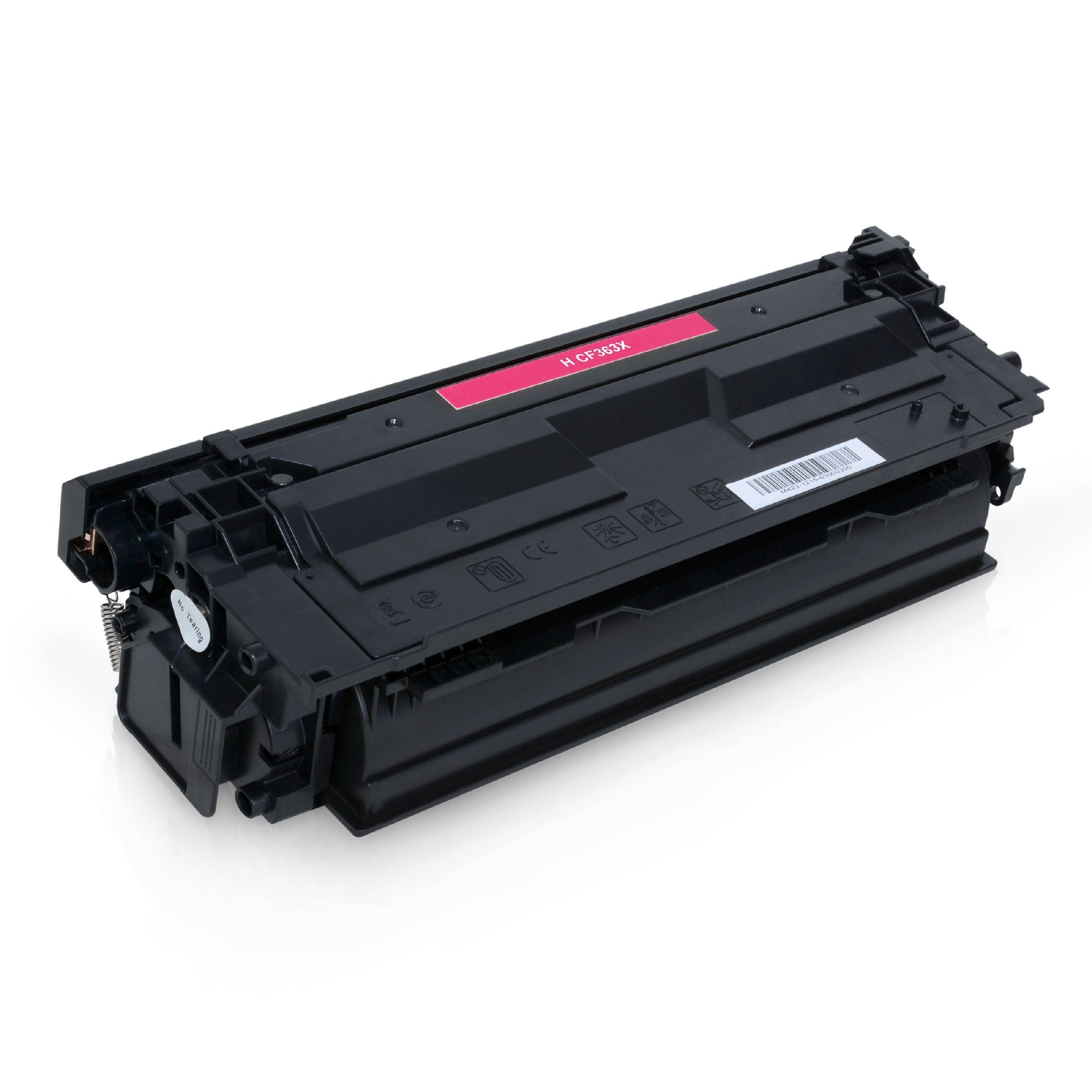 HP Cartouche de Toner pour HP CF363X / 508X magenta compatible (de marque ASC)