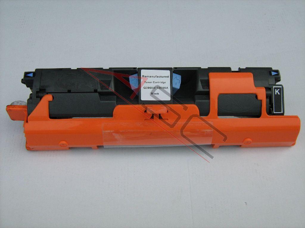 HP Cartouche de Toner pour HP Q3960A / 122A noir compatible (de marque ASC)