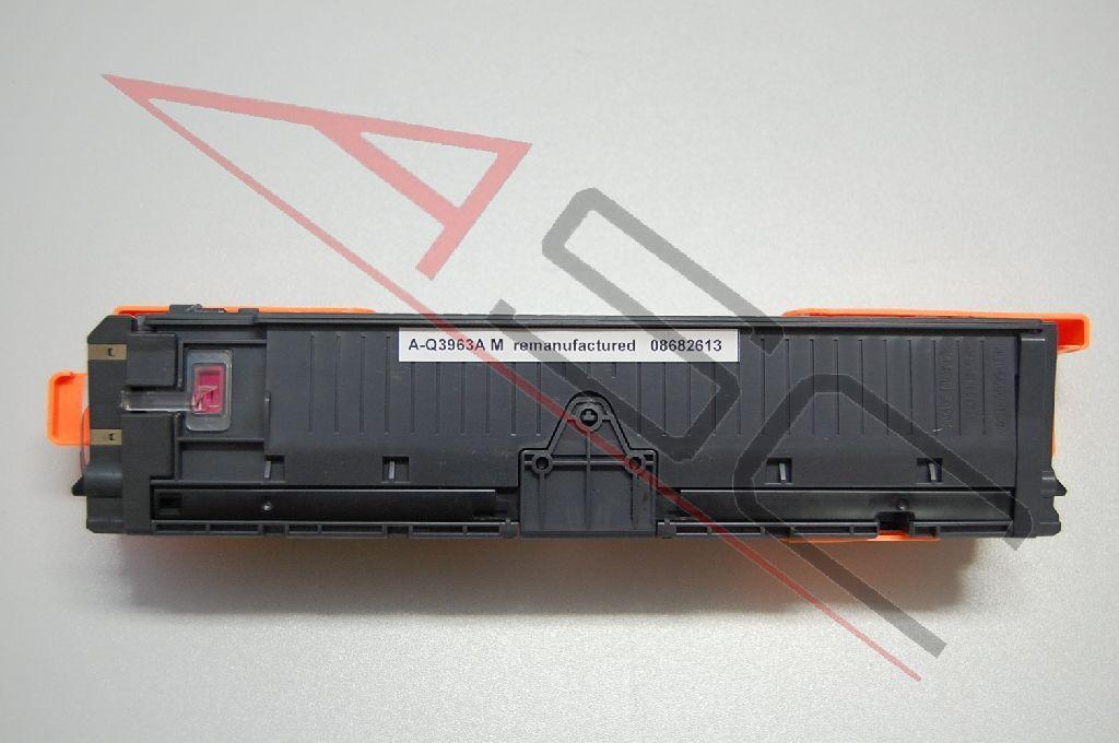 HP Cartouche de Toner pour HP Q3963A / 122A magenta compatible (de marque ASC)