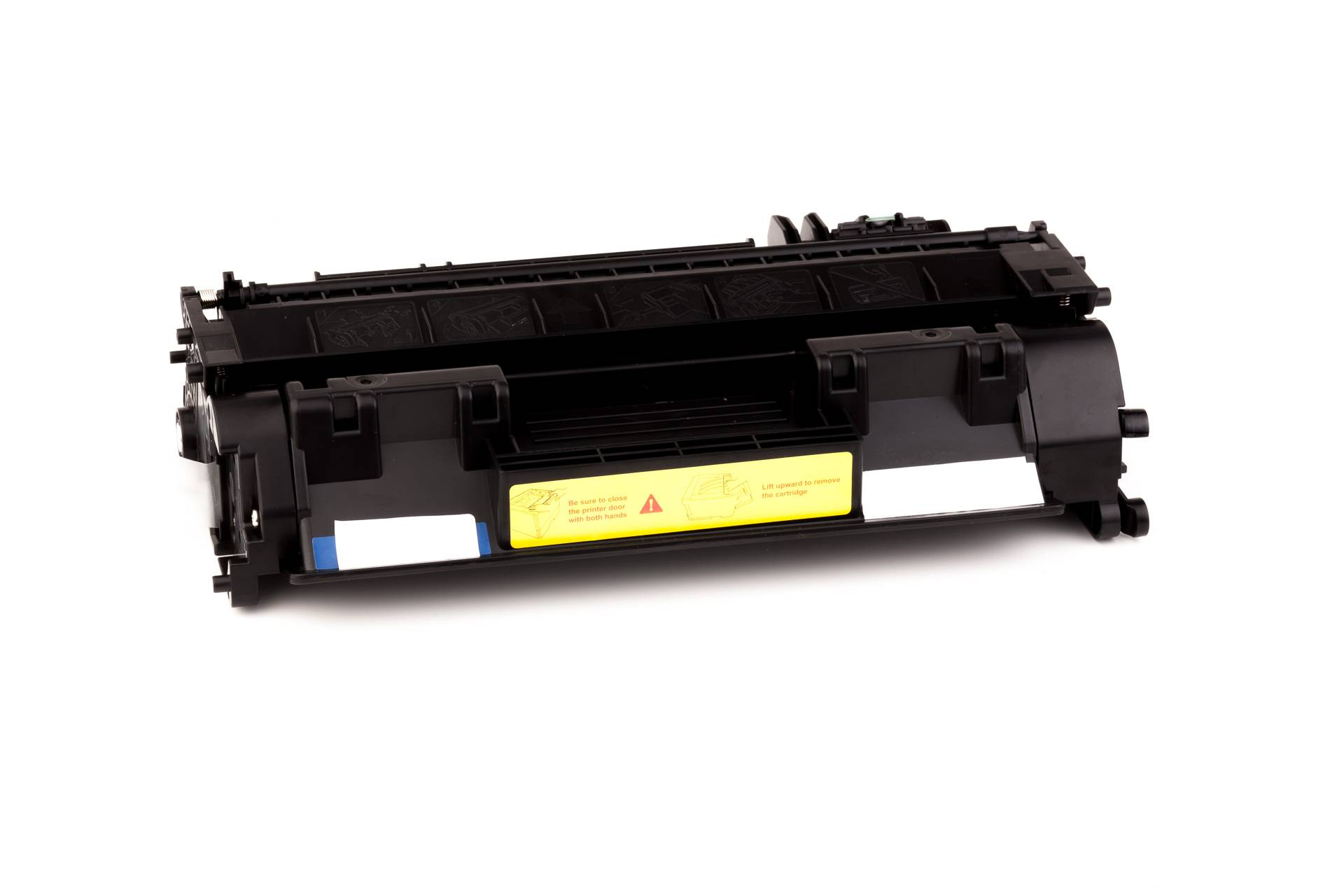 HP Cartouche de Toner pour HP CE505A / 05A noir compatible (de marque ASC)