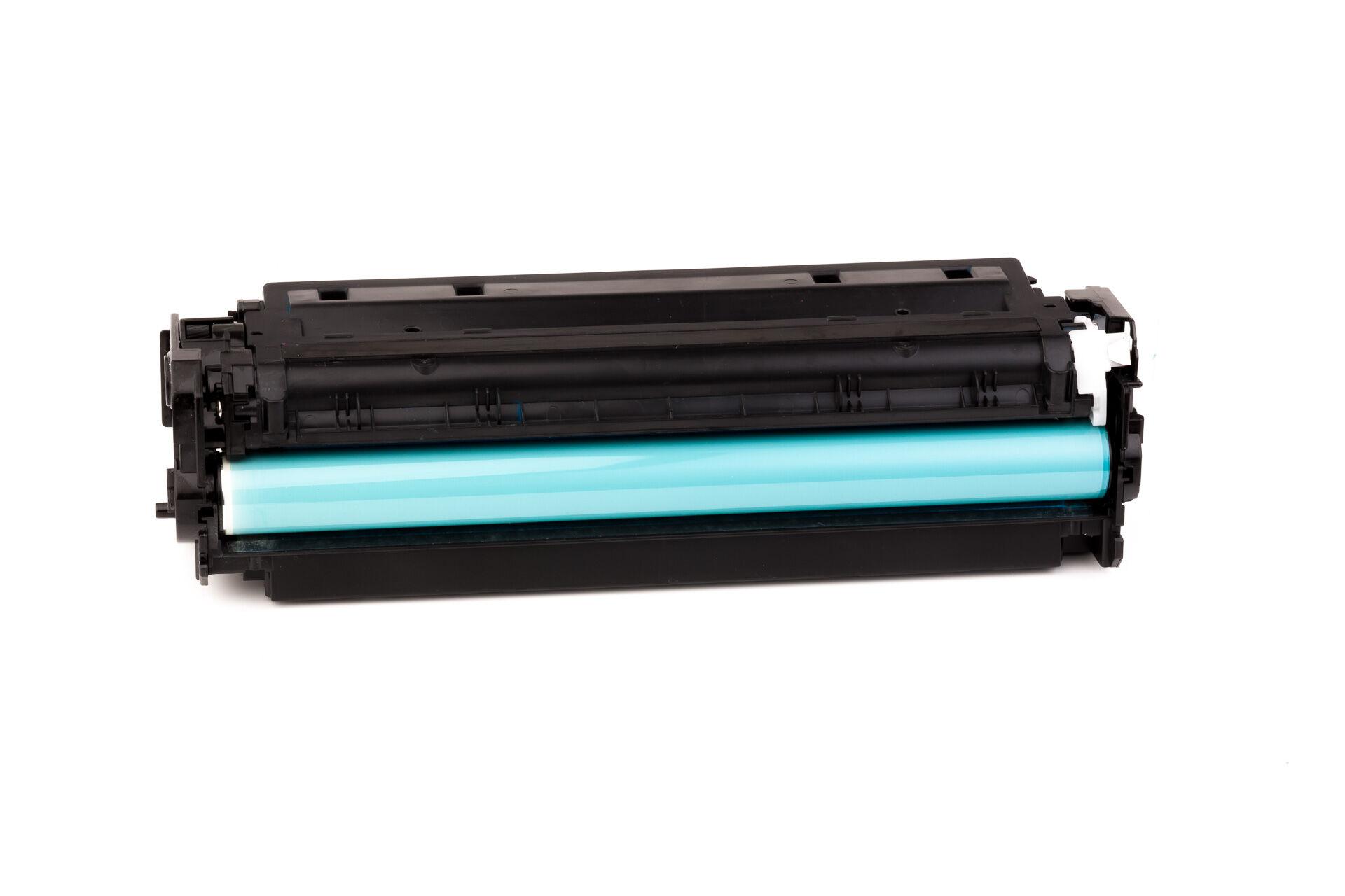 HP Cartouche de Toner pour HP CC531A / 304A cyan compatible (de marque ASC)