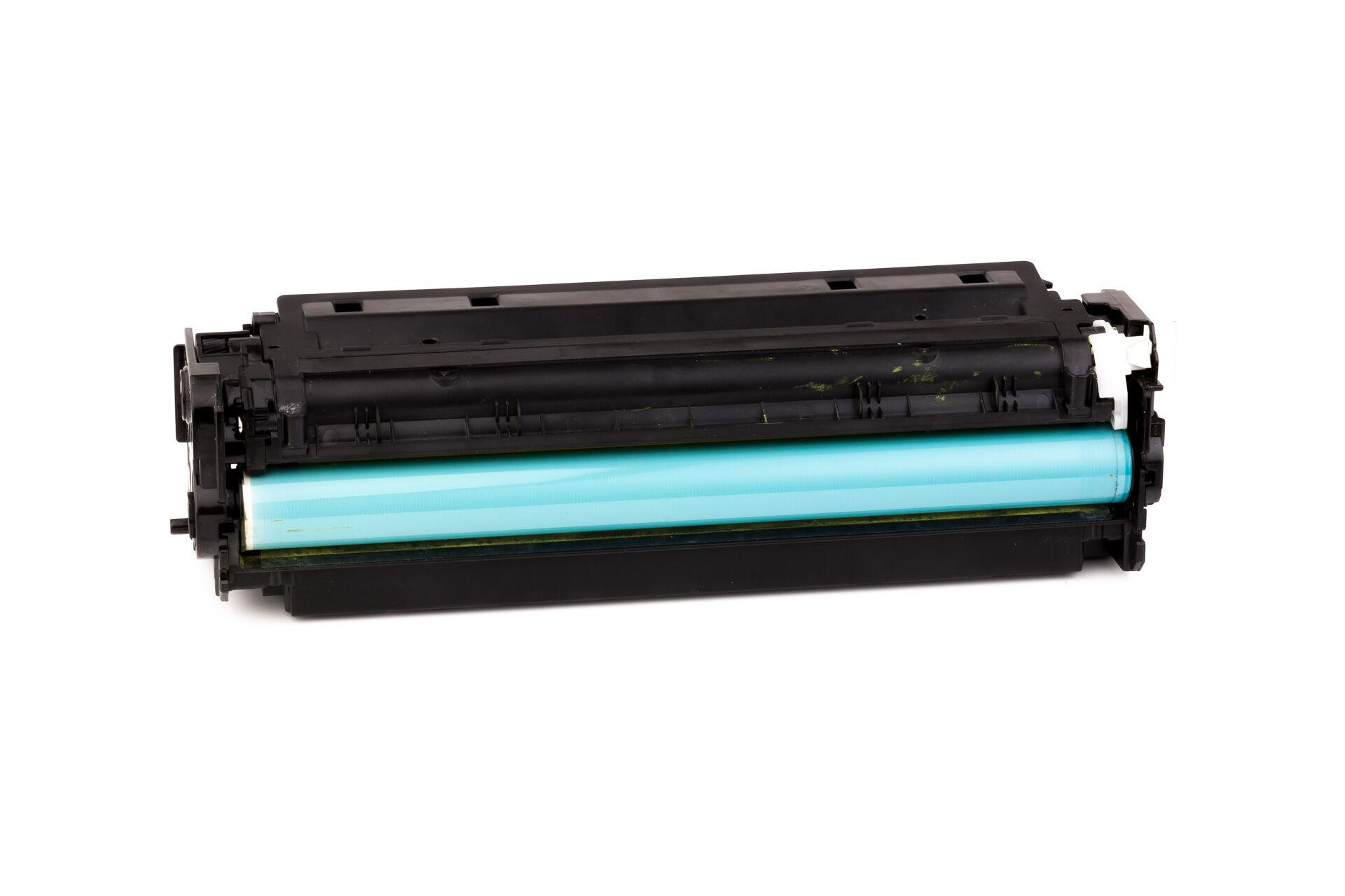 HP Cartouche de Toner pour HP CC532A / 304A jaune compatible (de marque ASC)