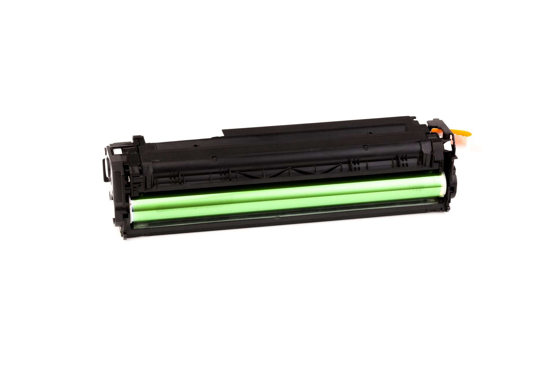 HP Cartouche de Toner pour HP CB540A / 125A noir compatible (de marque ASC)