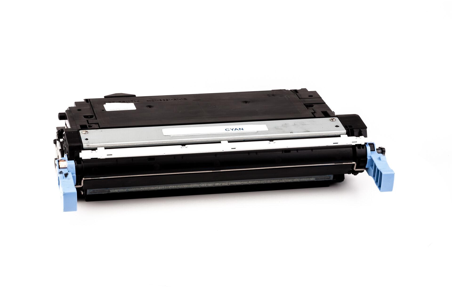 HP Cartouche de Toner pour HP Q5951A / 643A cyan compatible (de marque ASC)