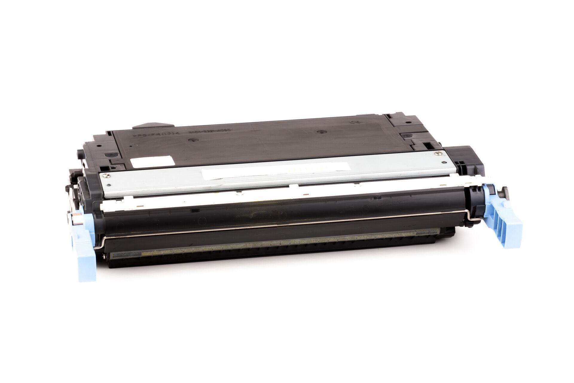 HP Cartouche de Toner pour HP Q6462A / 644A jaune compatible (de marque ASC)